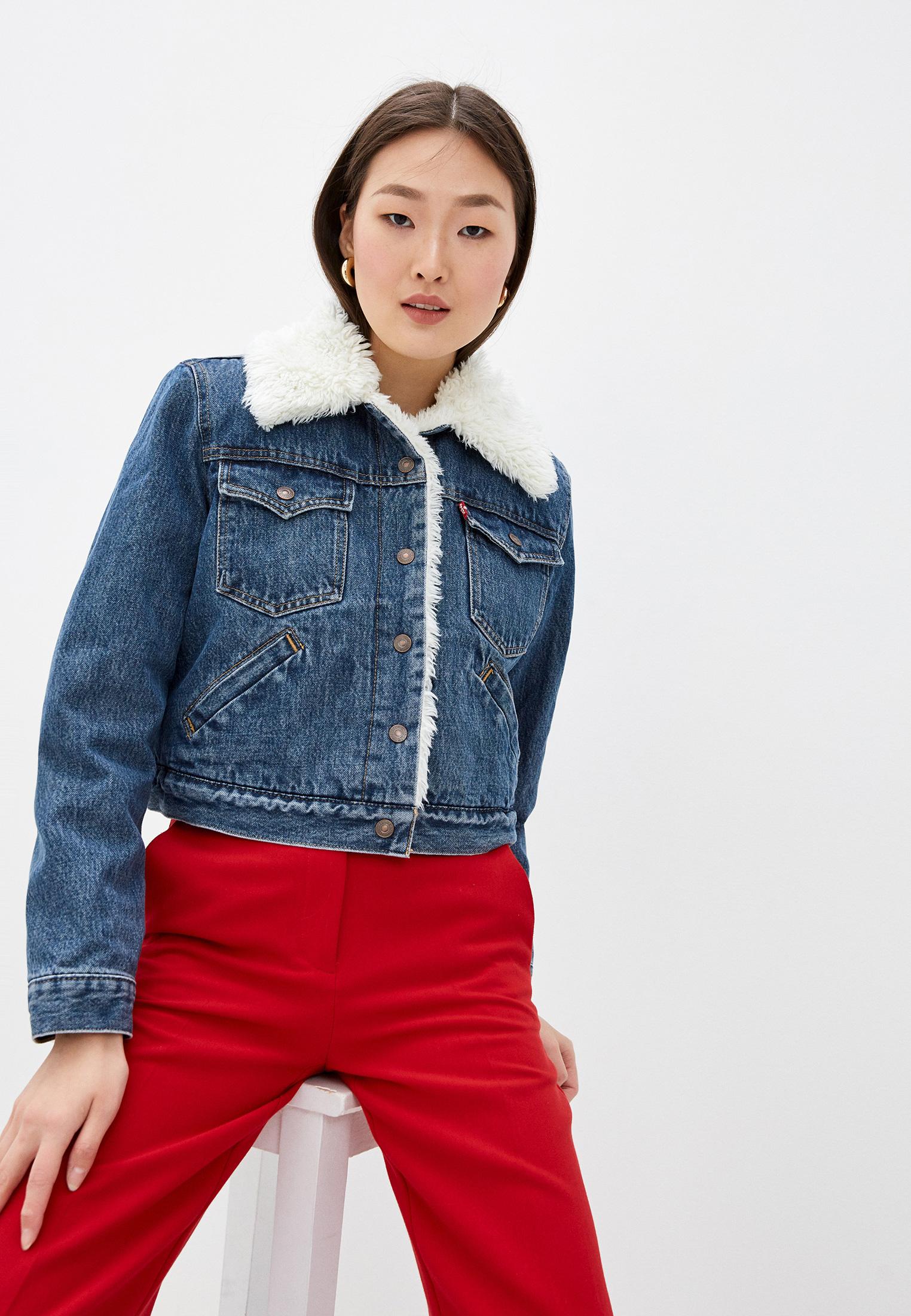Джинсовая куртка Levi's® 3613700050: изображение 1