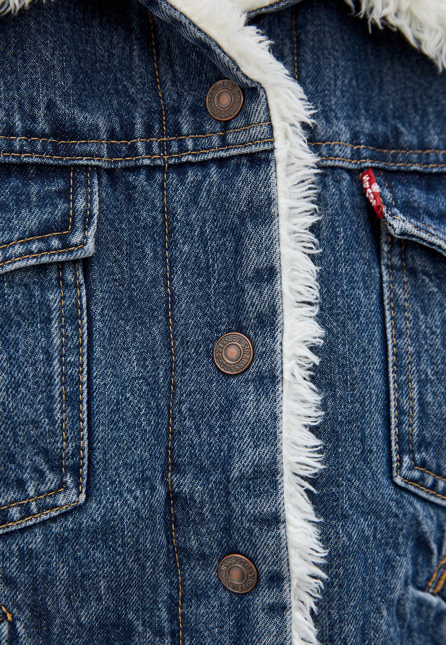 Джинсовая куртка Levi's® 3613700050: изображение 4