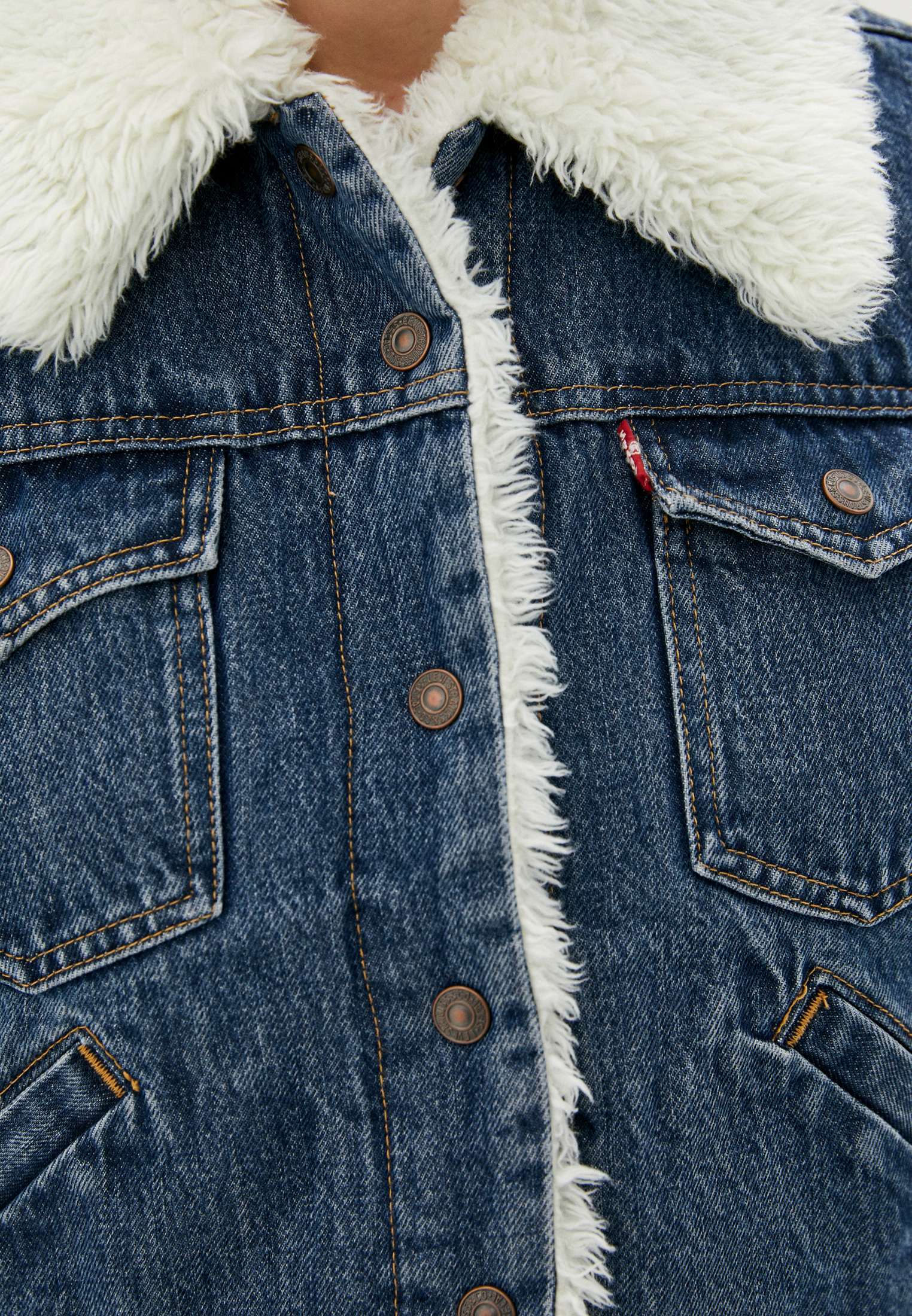 Джинсовая куртка Levi's® 3613700050: изображение 5