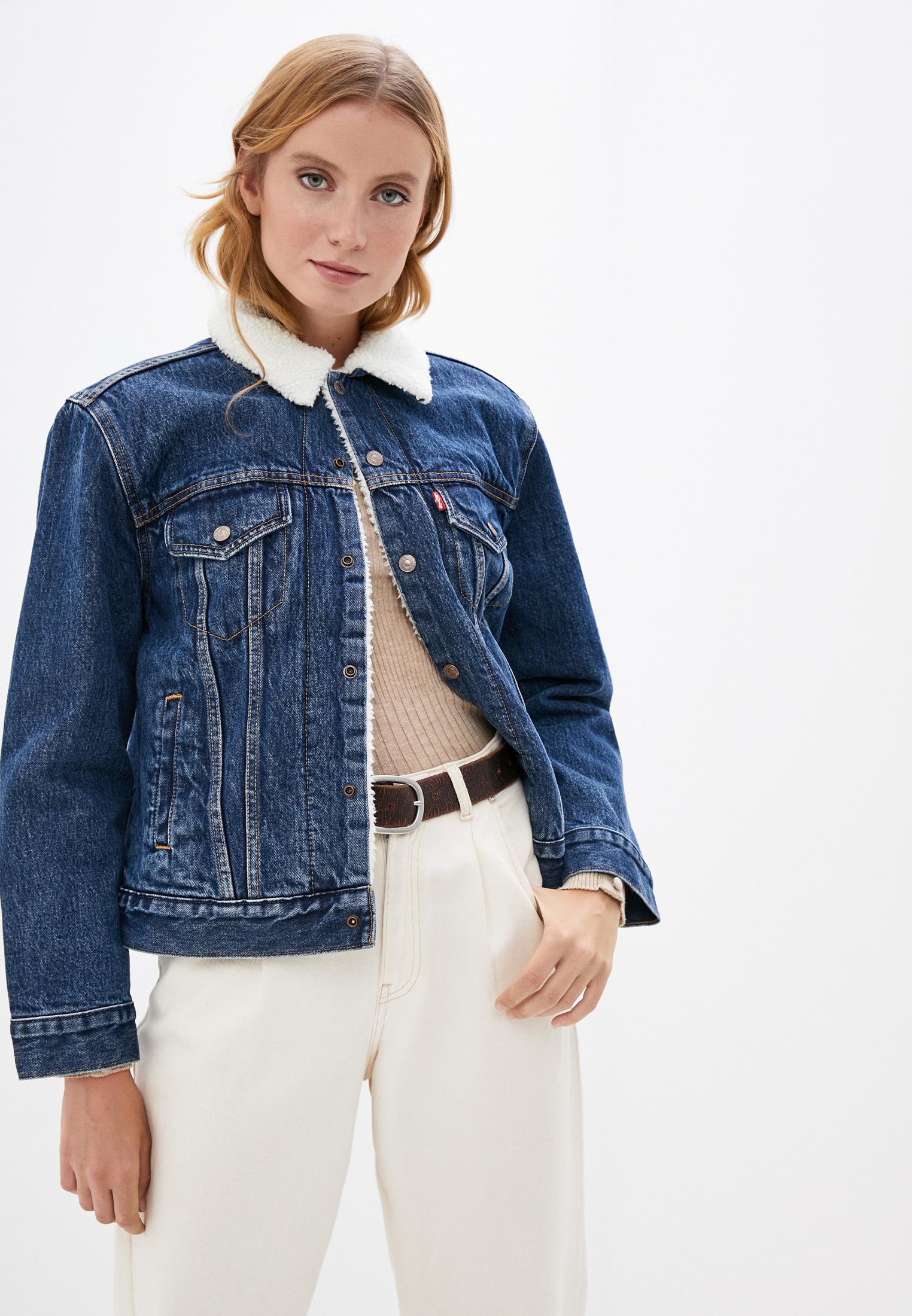 Джинсовая куртка Levi's® Куртка джинсовая Levi's®