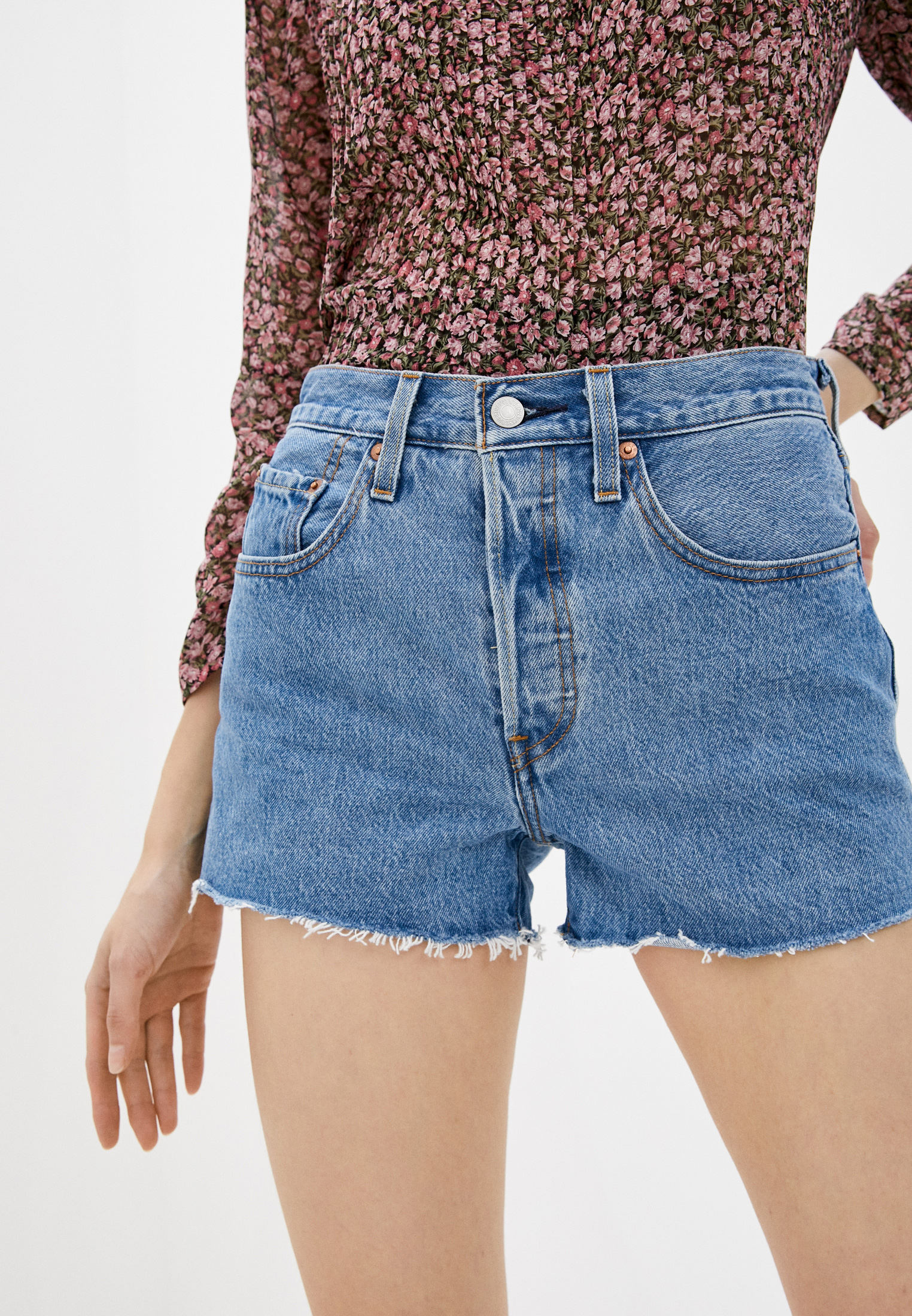 Женские джинсовые шорты Levi's® 5632701830