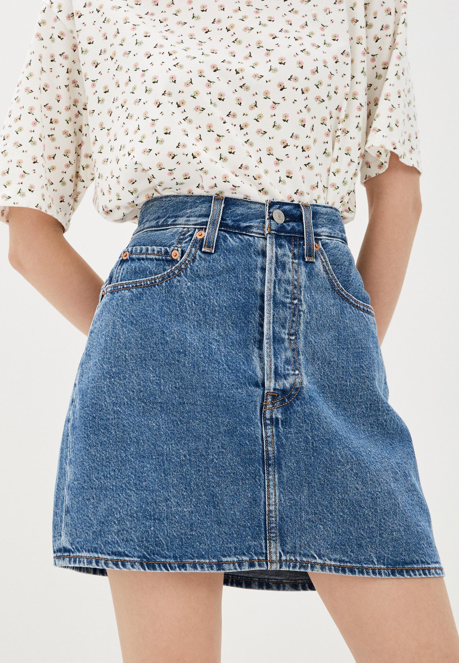 Джинсовая юбка Levi's® 2788900010