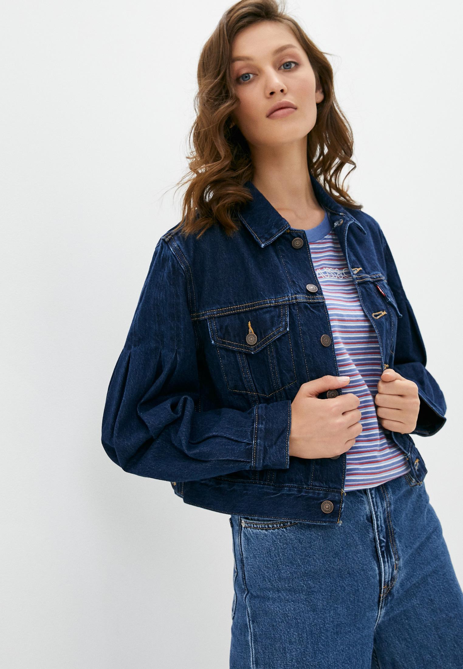 Джинсовая куртка Levi's® 3756900000