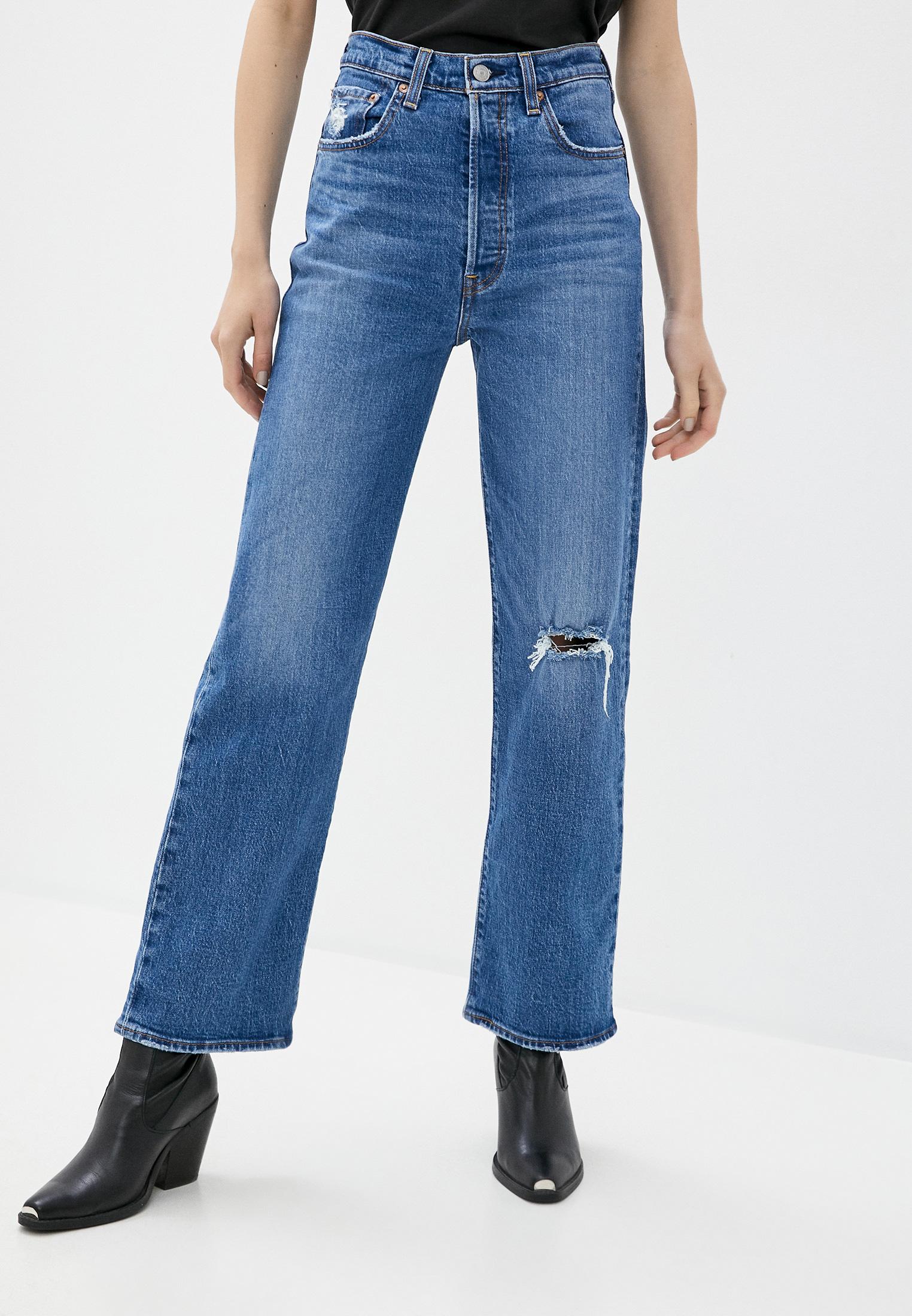 Прямые джинсы Levi's® 7269300610: изображение 1
