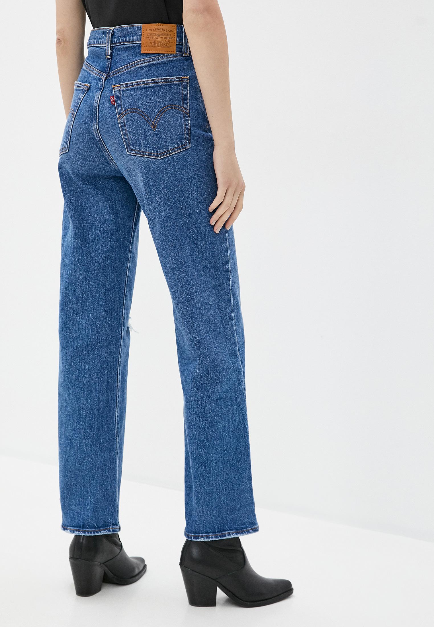 Прямые джинсы Levi's® 7269300610: изображение 3