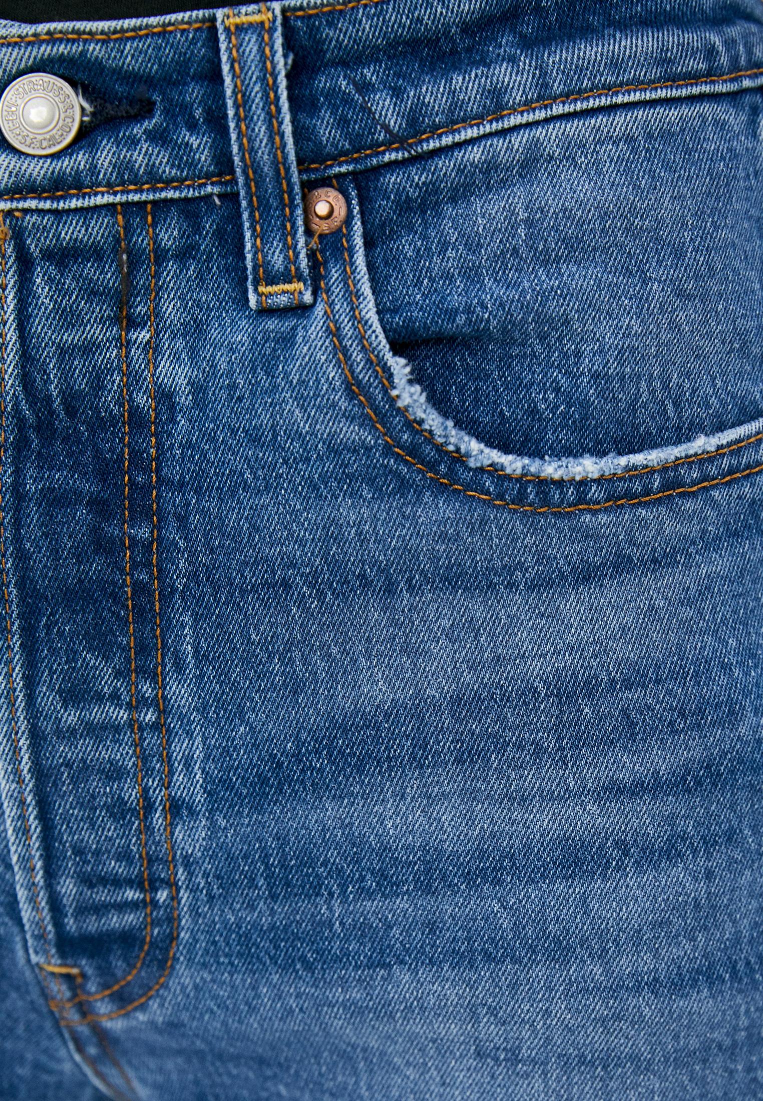 Прямые джинсы Levi's® 7269300610: изображение 4