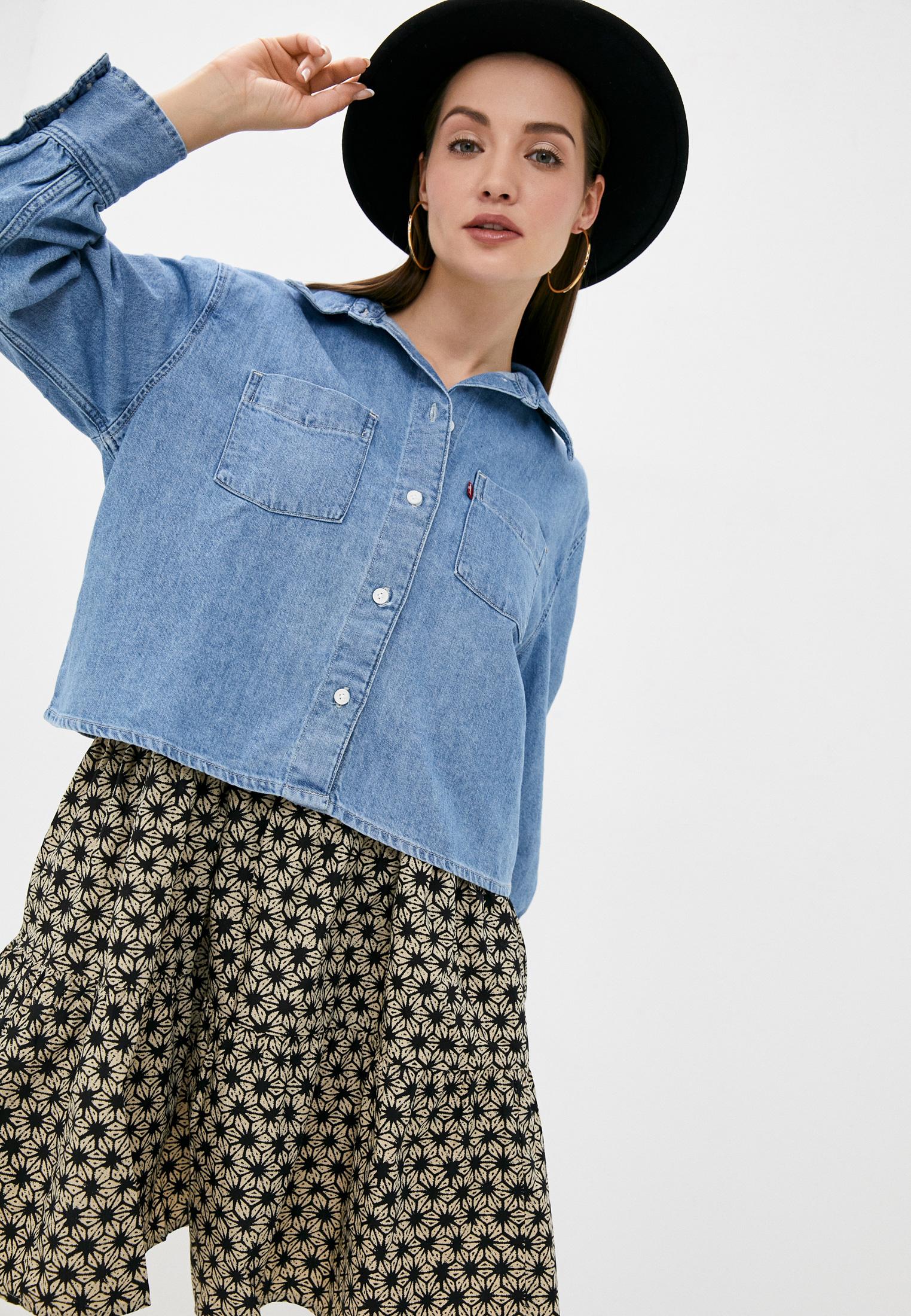 Женские джинсовые рубашки Levi's® 2943100070