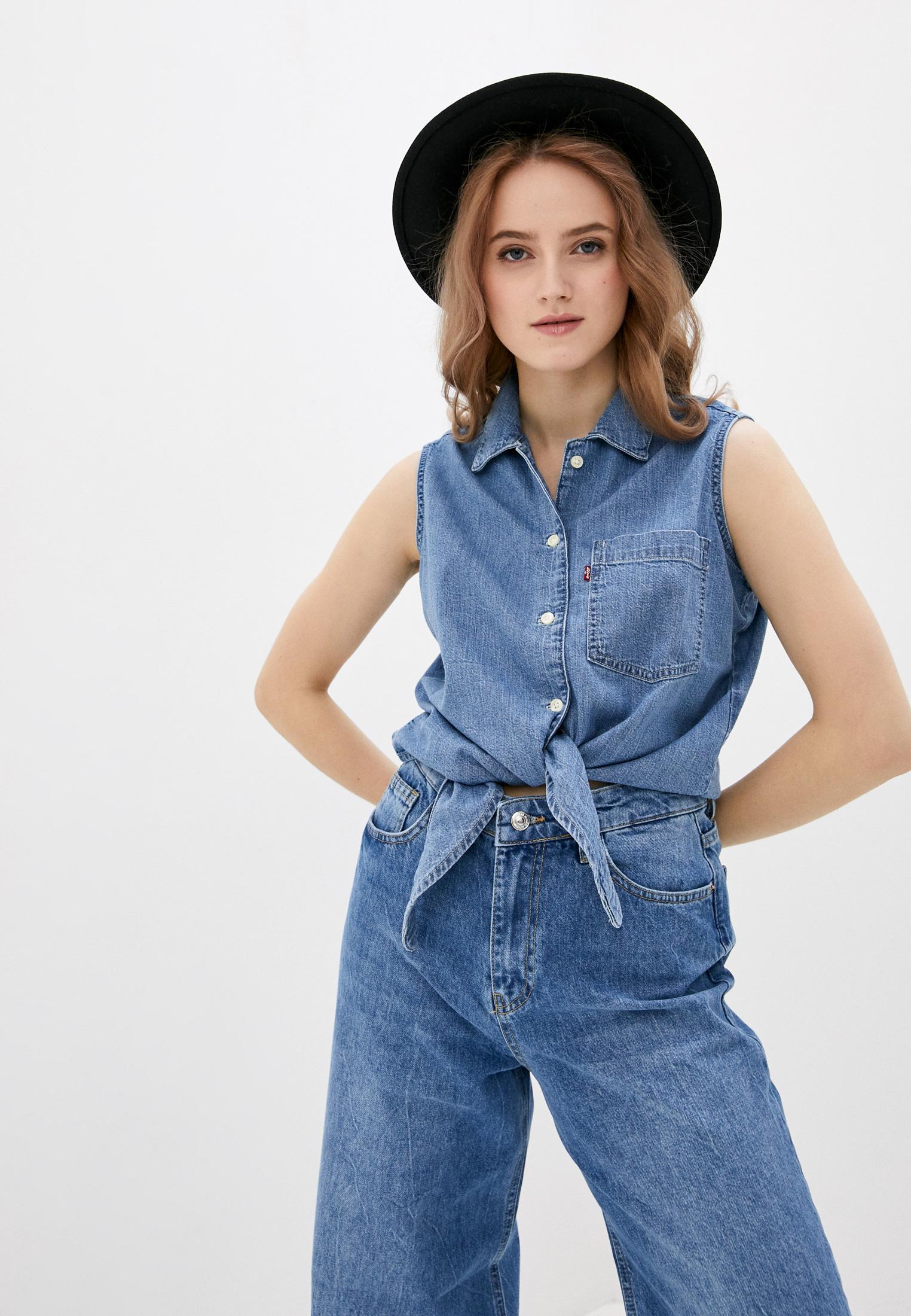Женские джинсовые рубашки Levi's® Рубашка джинсовая Levi's®