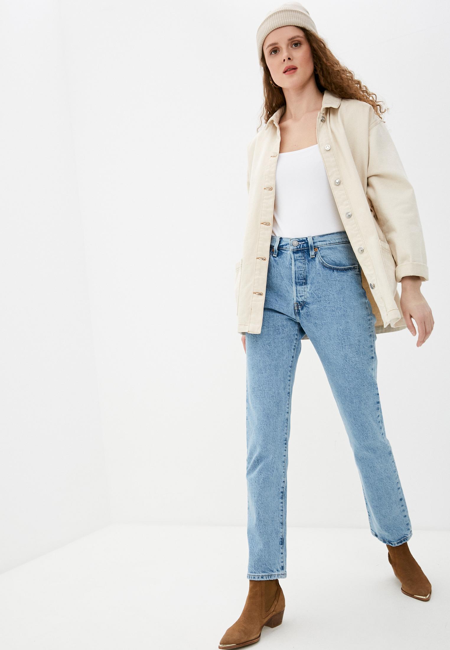 Прямые джинсы Levi's® 3620001670: изображение 2