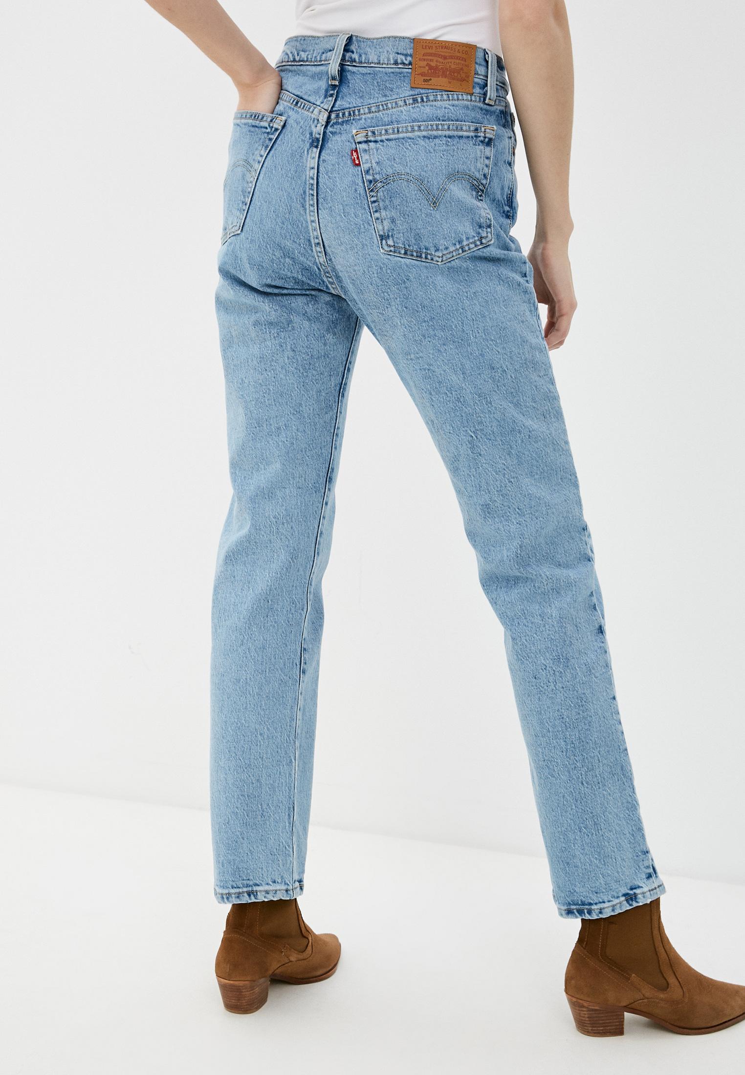 Прямые джинсы Levi's® 3620001670: изображение 3