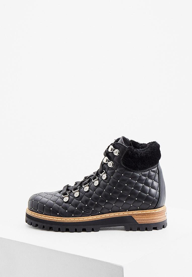 Женские ботинки Le Silla 7512M040M1MMCHI
