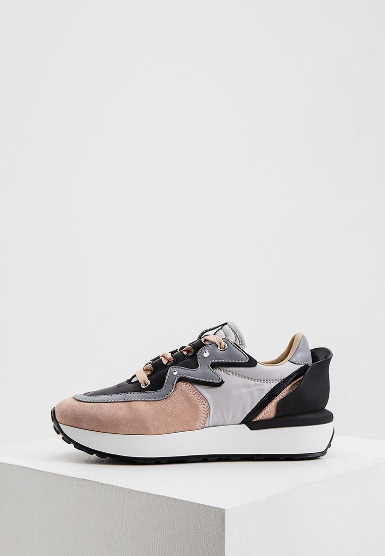 Женские кроссовки Le Silla 1901R020M1PPRUN158