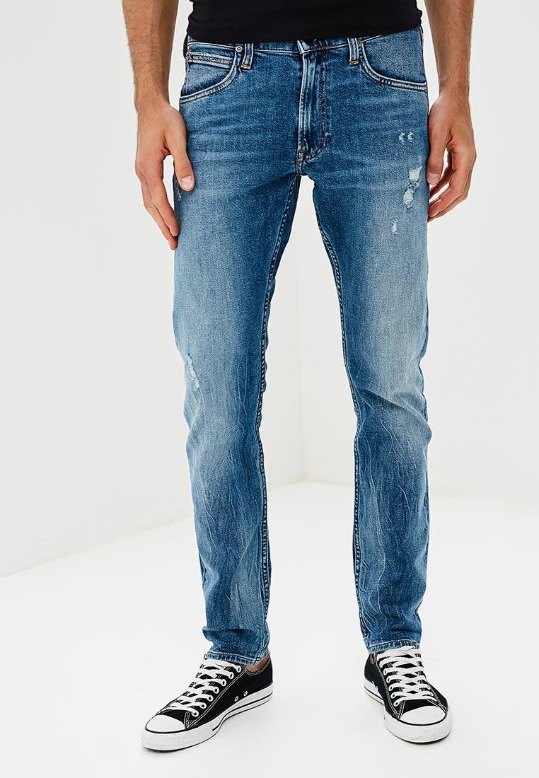 Зауженные джинсы Lee (Ли) L719FCHR