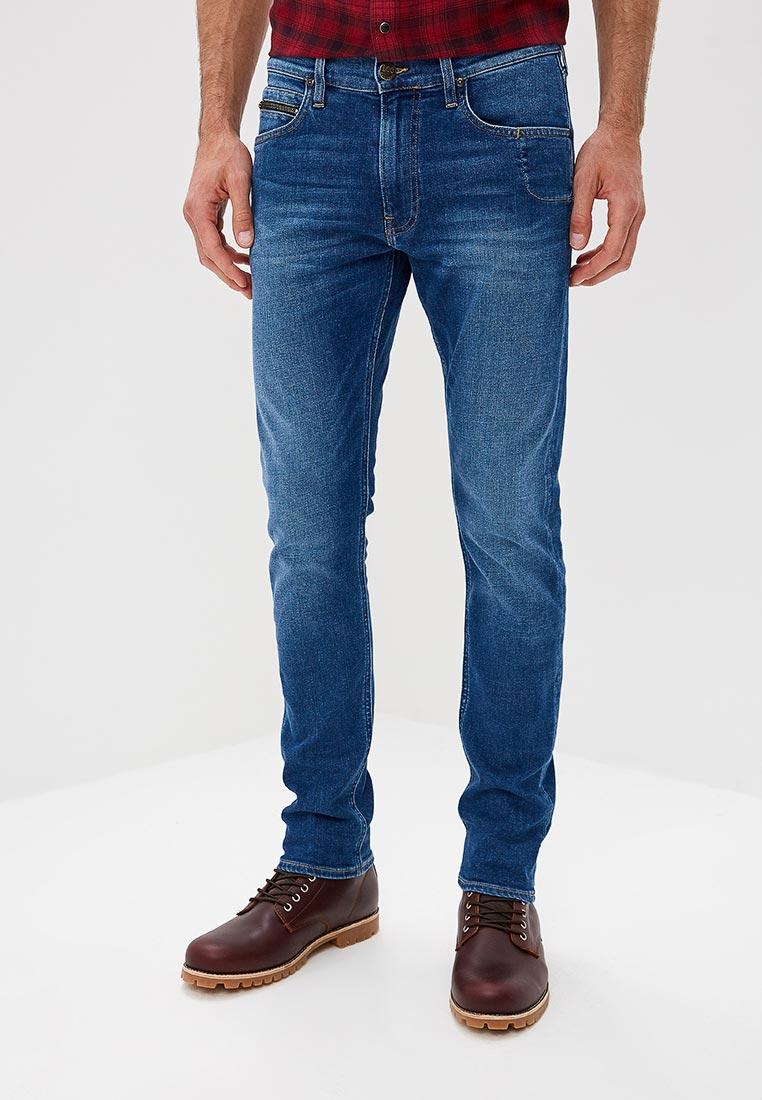 Зауженные джинсы Lee (Ли) L73IROEM