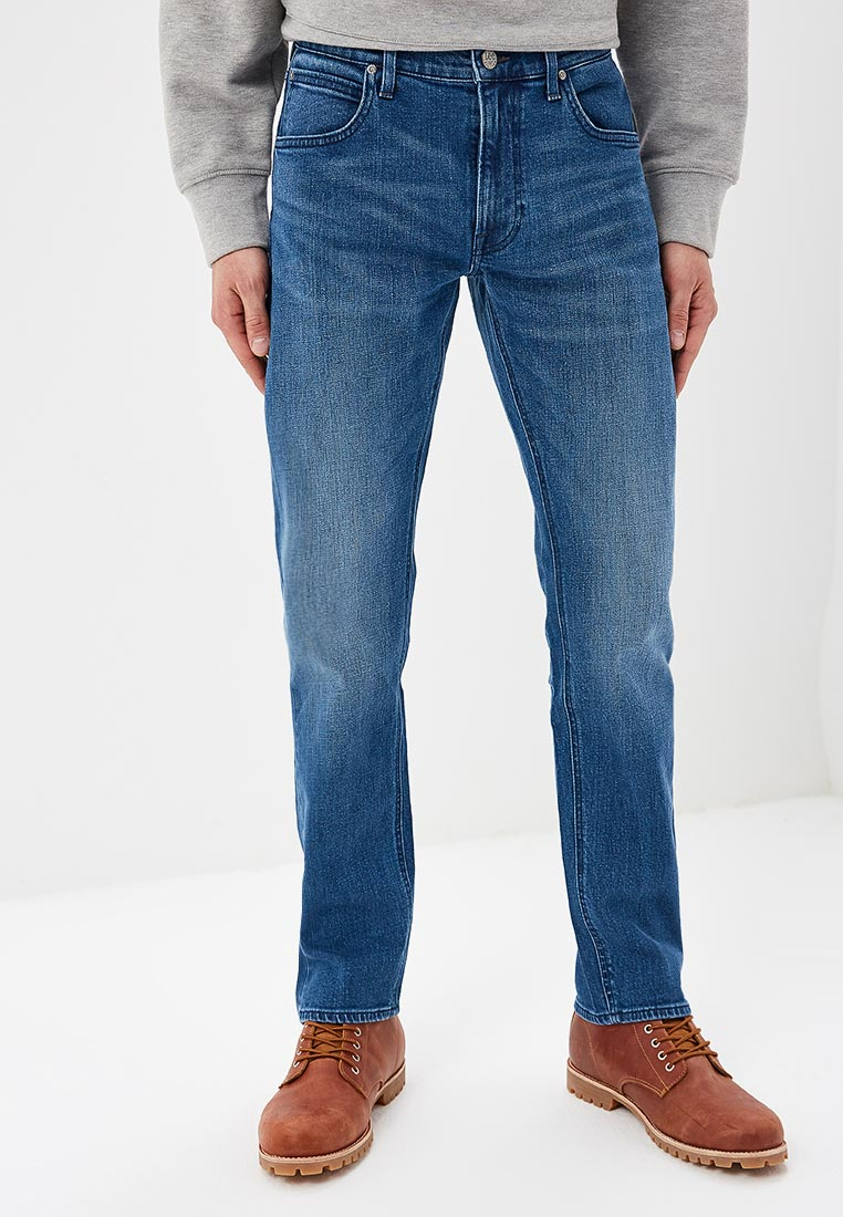 Зауженные джинсы Lee (Ли) L707JXDN