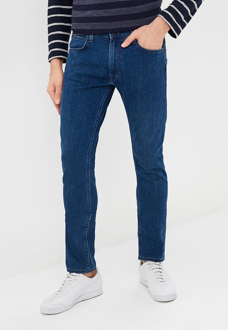 Зауженные джинсы Lee (Ли) L719WVLN