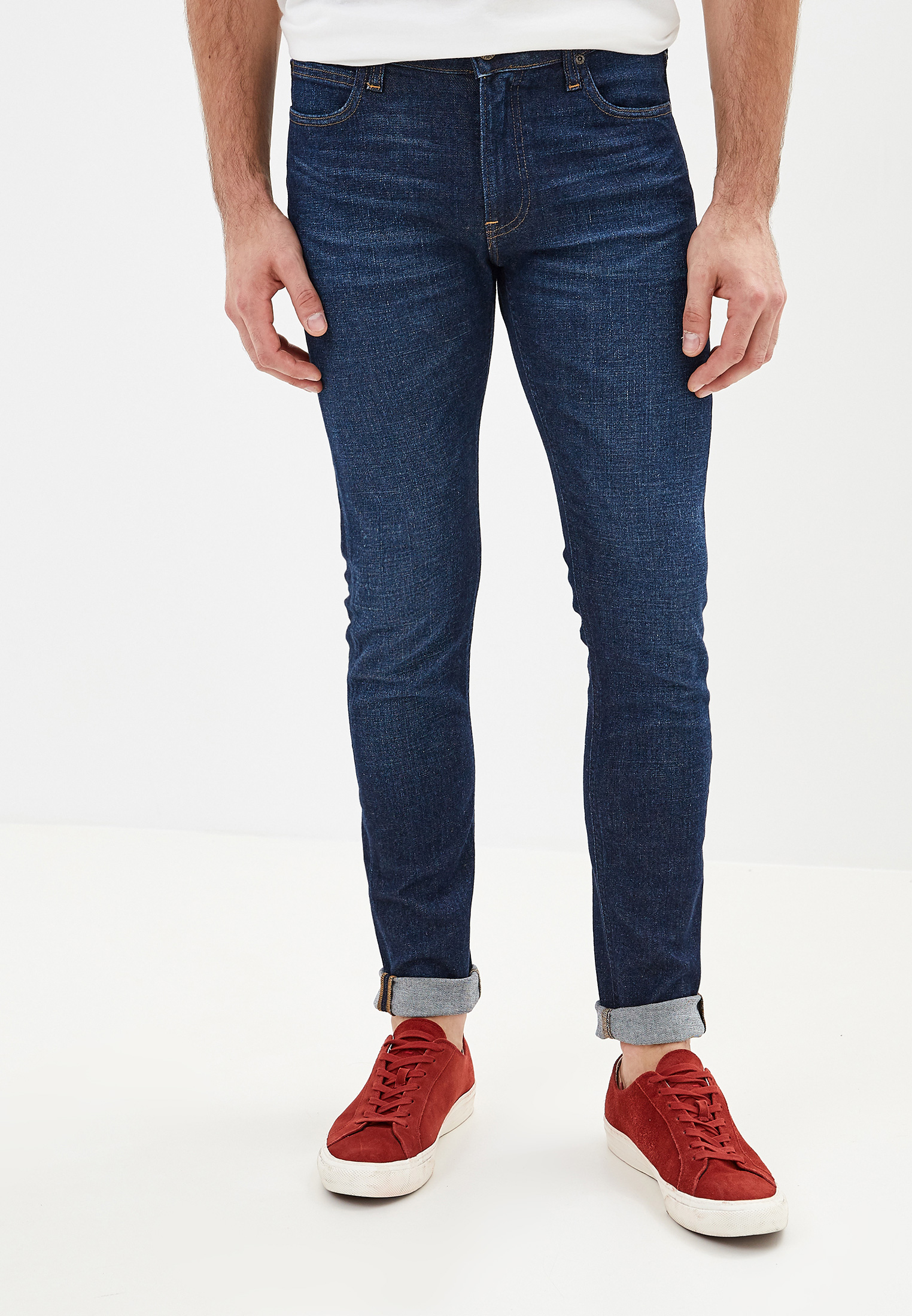 Зауженные джинсы Lee (Ли) L736DIHQ