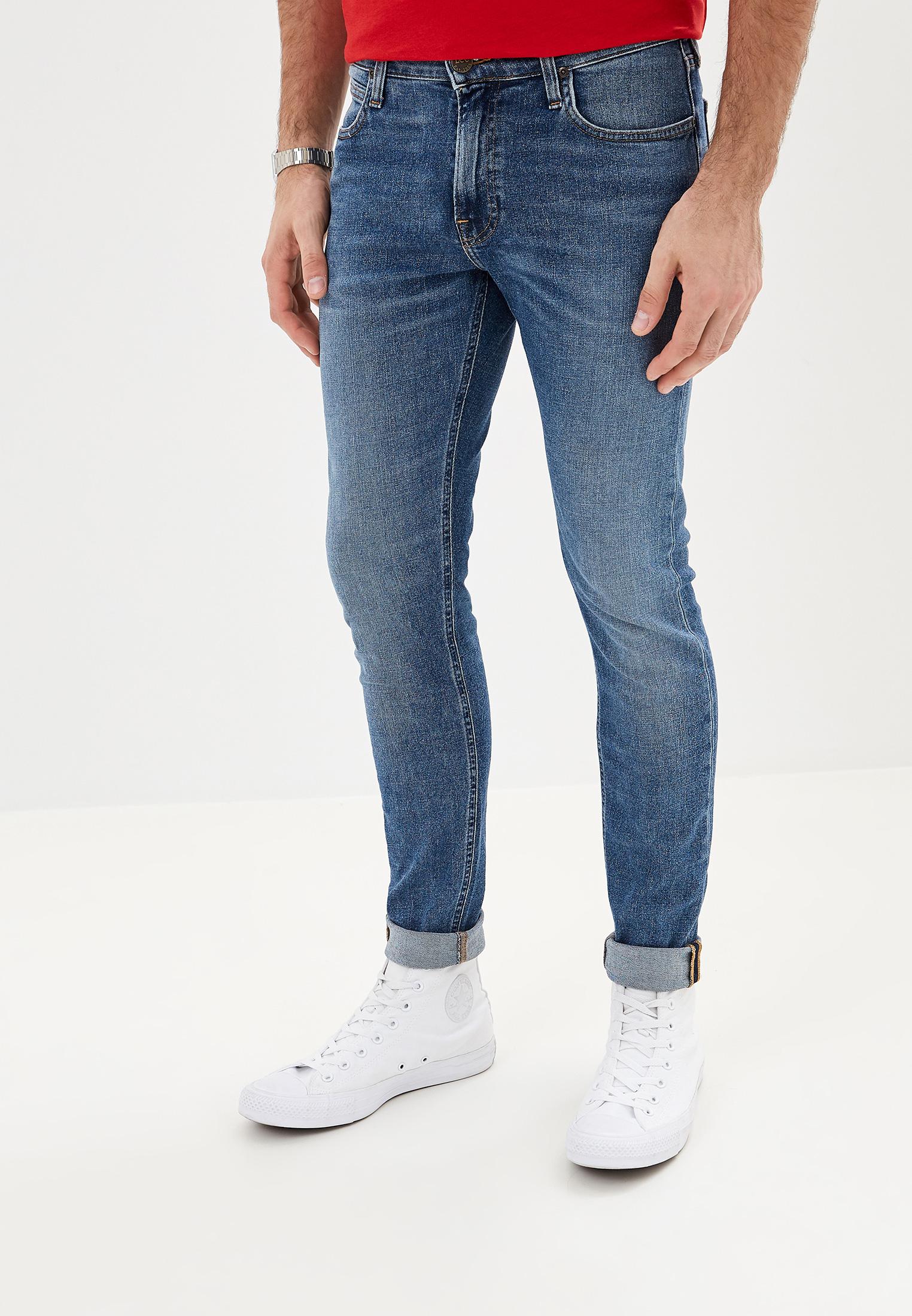 Зауженные джинсы Lee (Ли) L736DIHT
