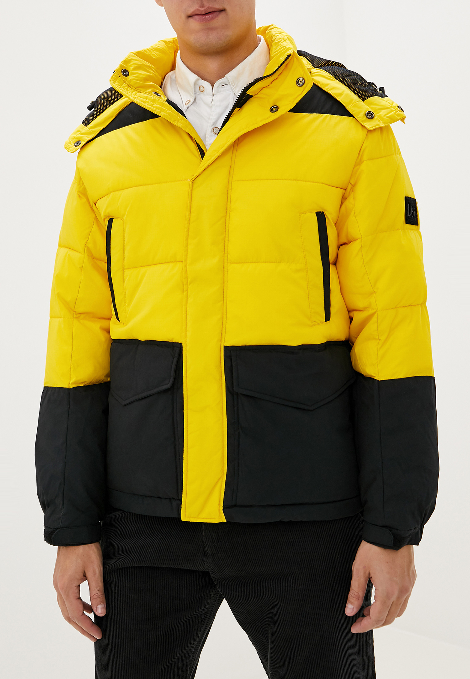 Утепленная куртка Lee (Ли) L87YUNMM