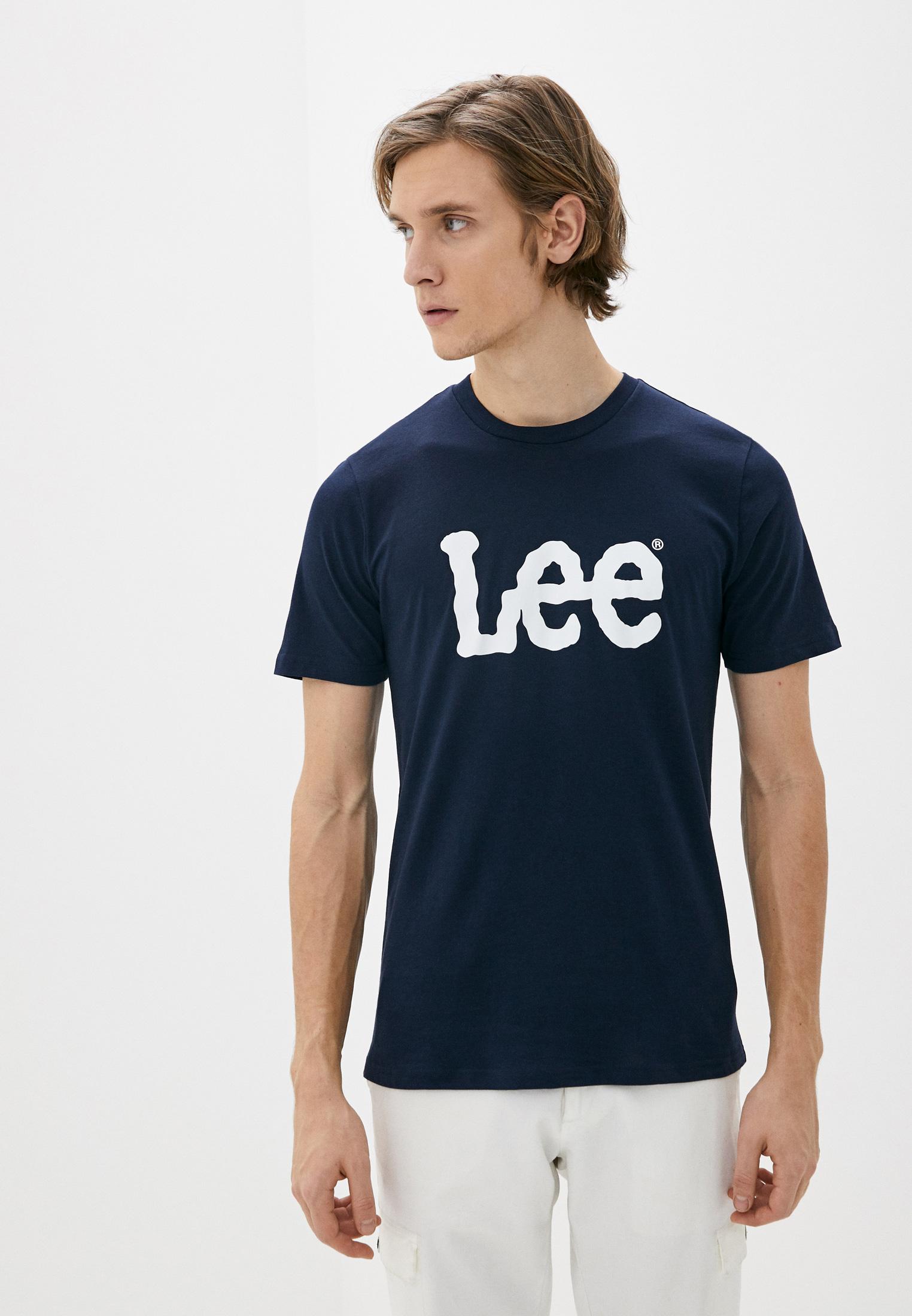 Футболка с коротким рукавом Lee (Ли) L65QAIEE