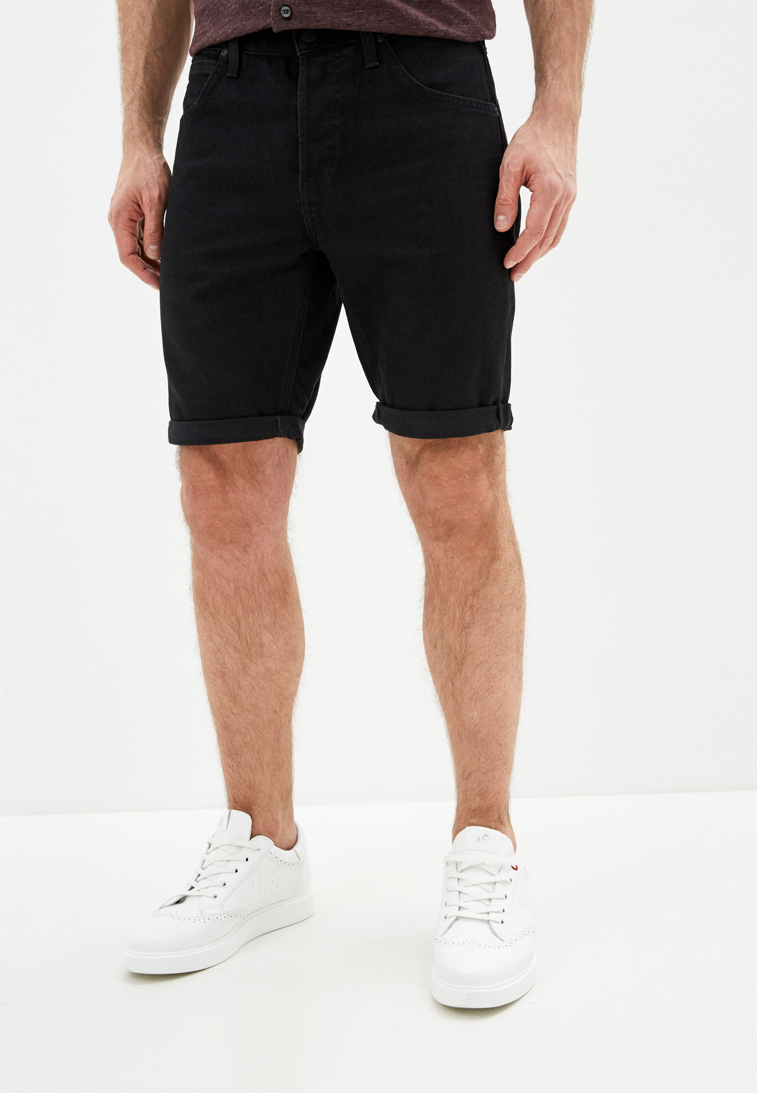 Мужские джинсовые шорты Lee (Ли) L73EKP47