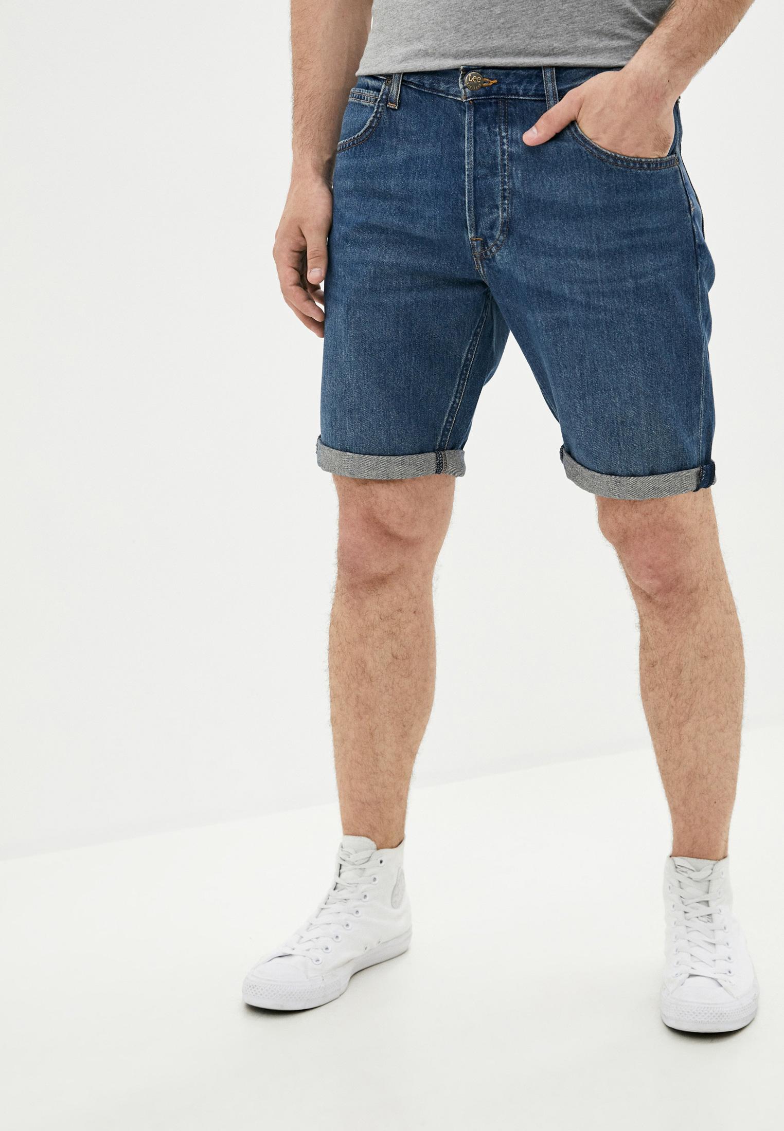 Мужские джинсовые шорты Lee (Ли) L73ELJGJ