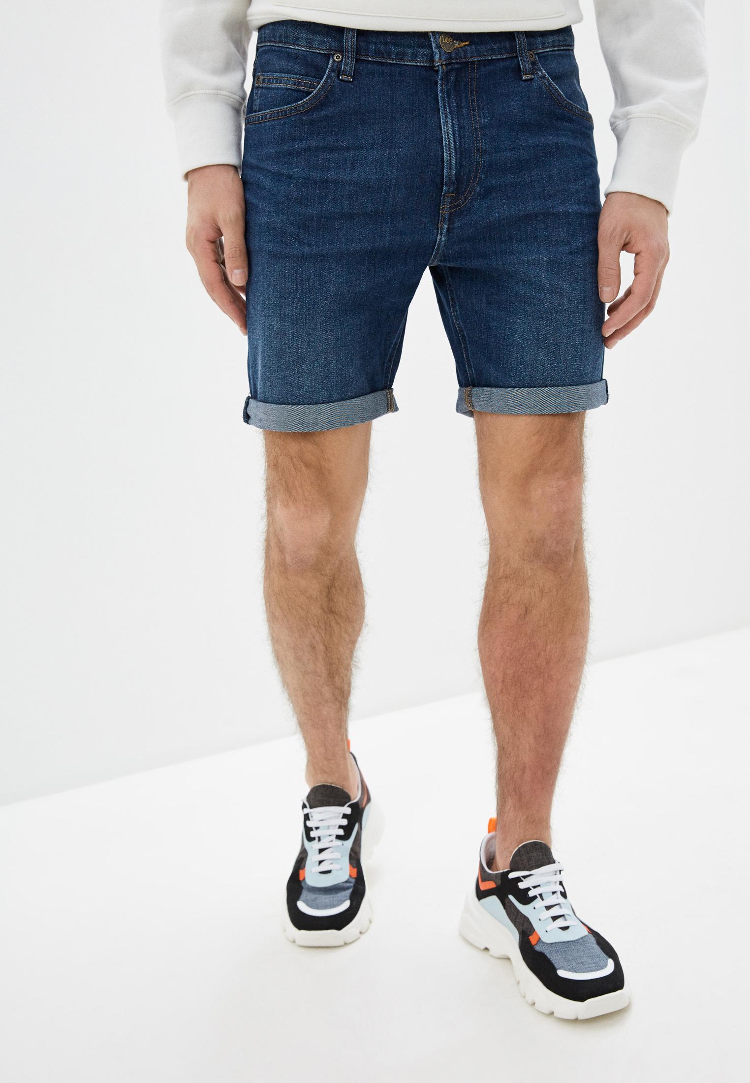 Мужские джинсовые шорты Lee (Ли) L73FMGFL