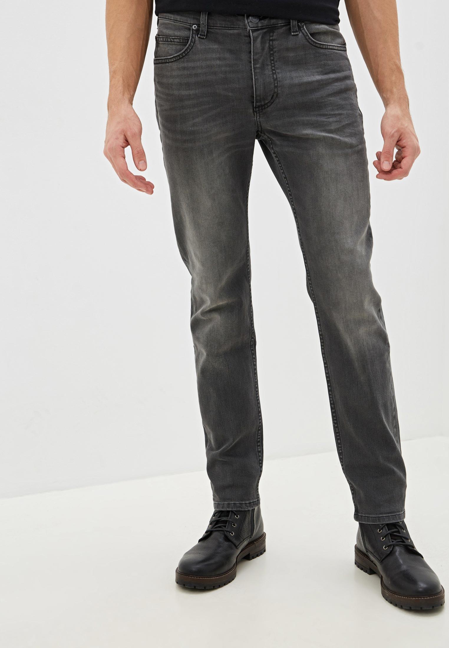 Зауженные джинсы Lee (Ли) L701IZDT