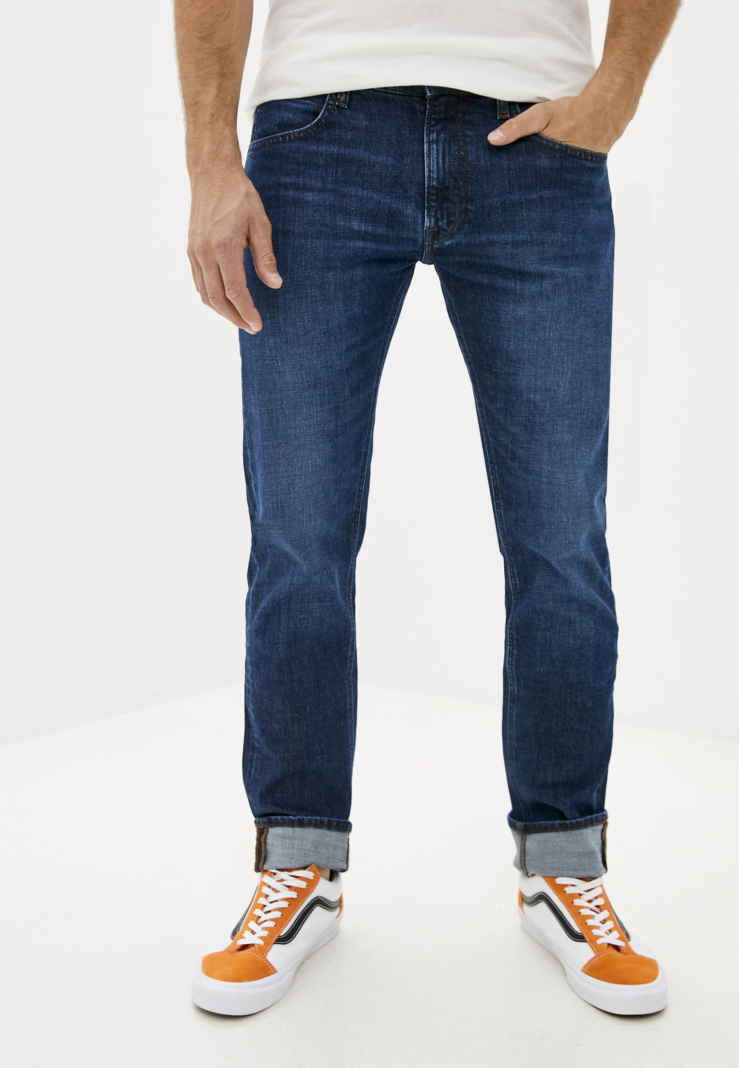 Зауженные джинсы Lee (Ли) L707KNDD