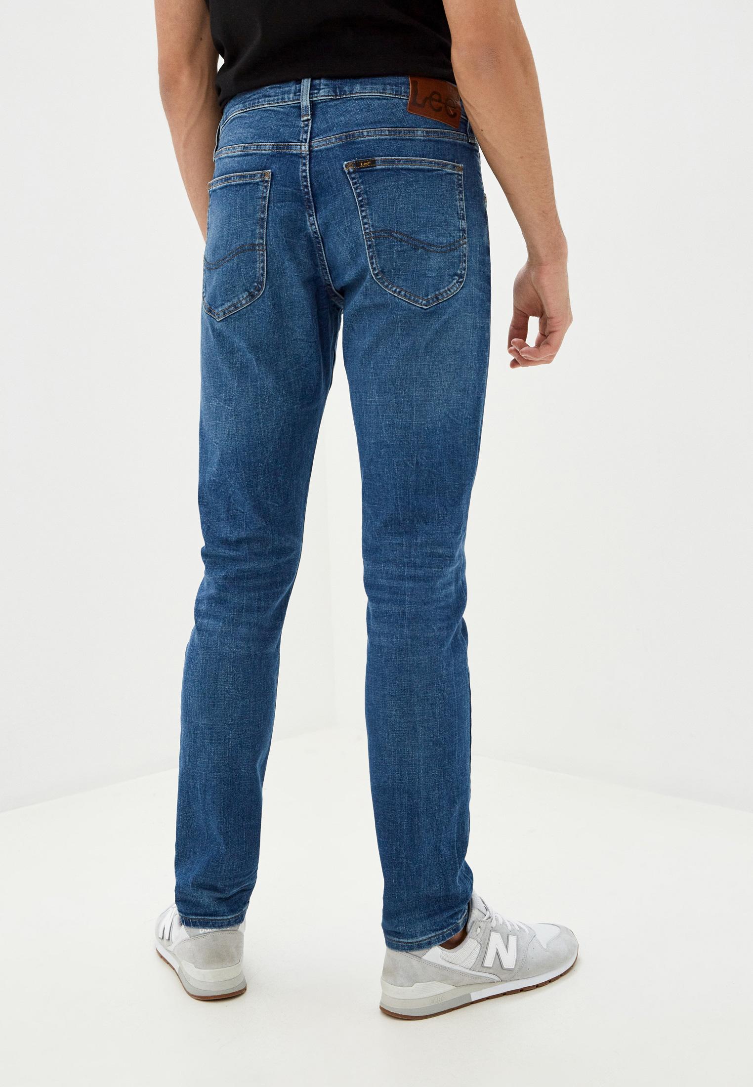 Зауженные джинсы Lee (Ли) L719ROIG: изображение 3