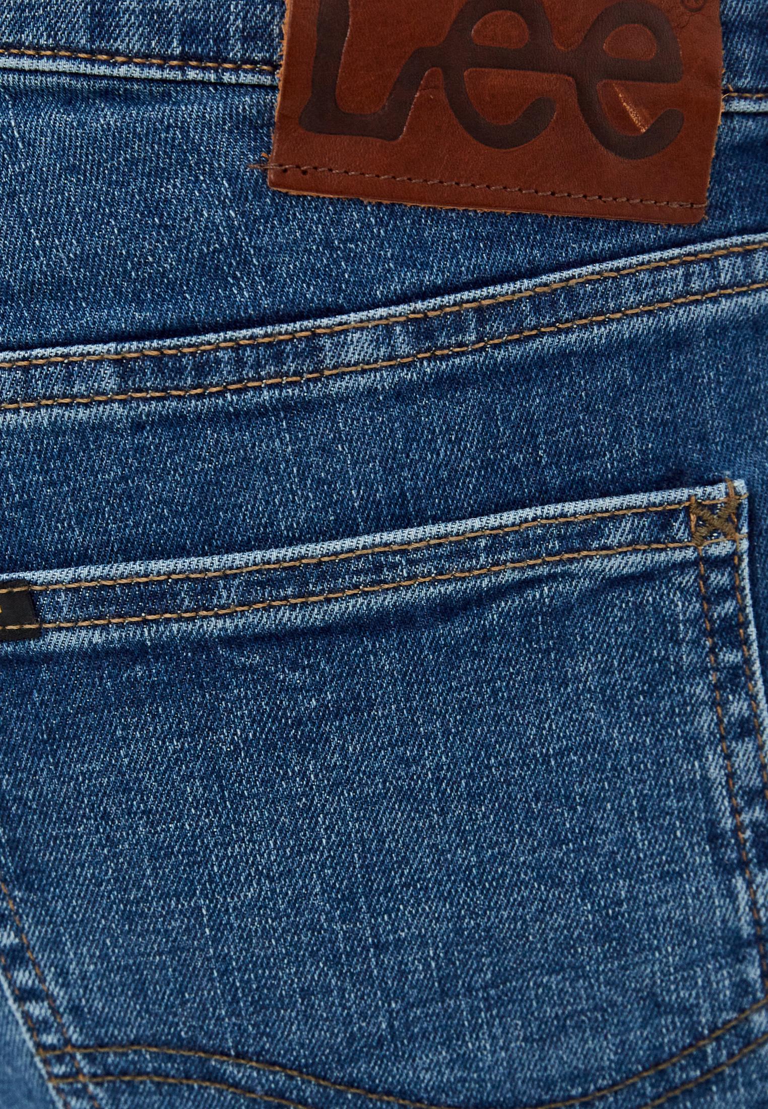 Зауженные джинсы Lee (Ли) L719ROIG: изображение 4