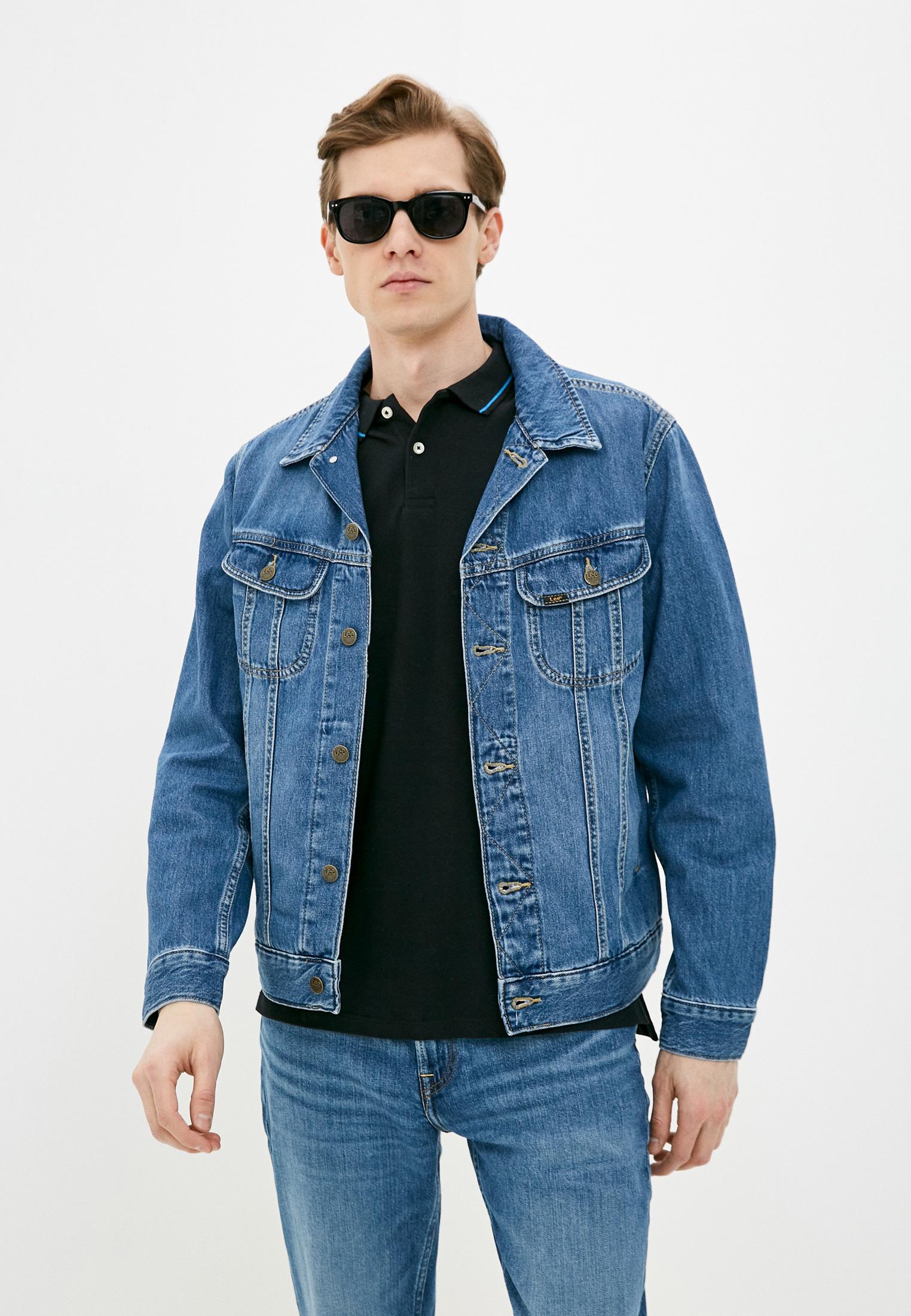 Джинсовая куртка Lee (Ли) L89ZLJPI
