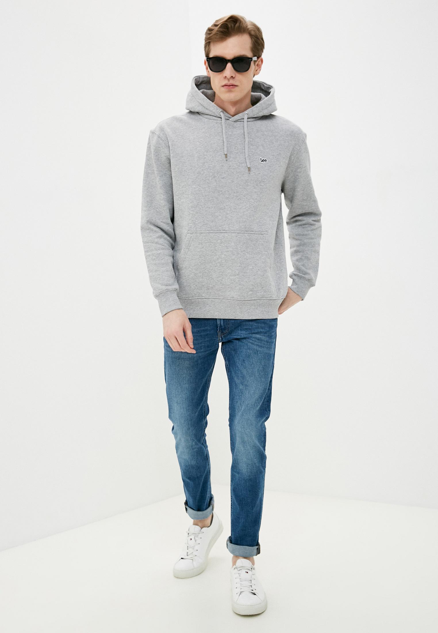 Зауженные джинсы Lee (Ли) L719ROIG: изображение 6
