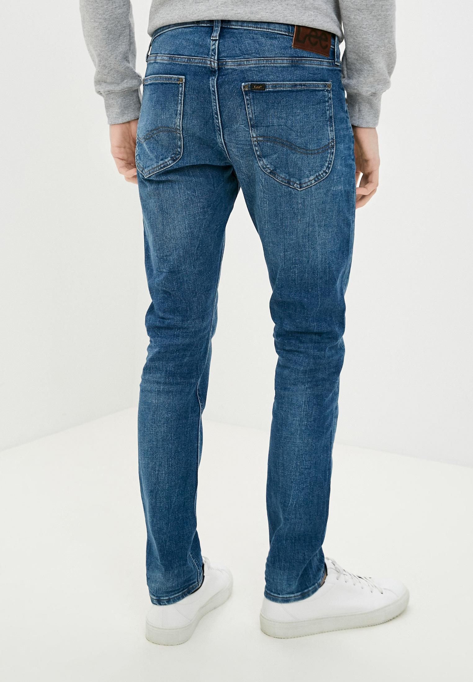 Зауженные джинсы Lee (Ли) L719ROIG: изображение 7