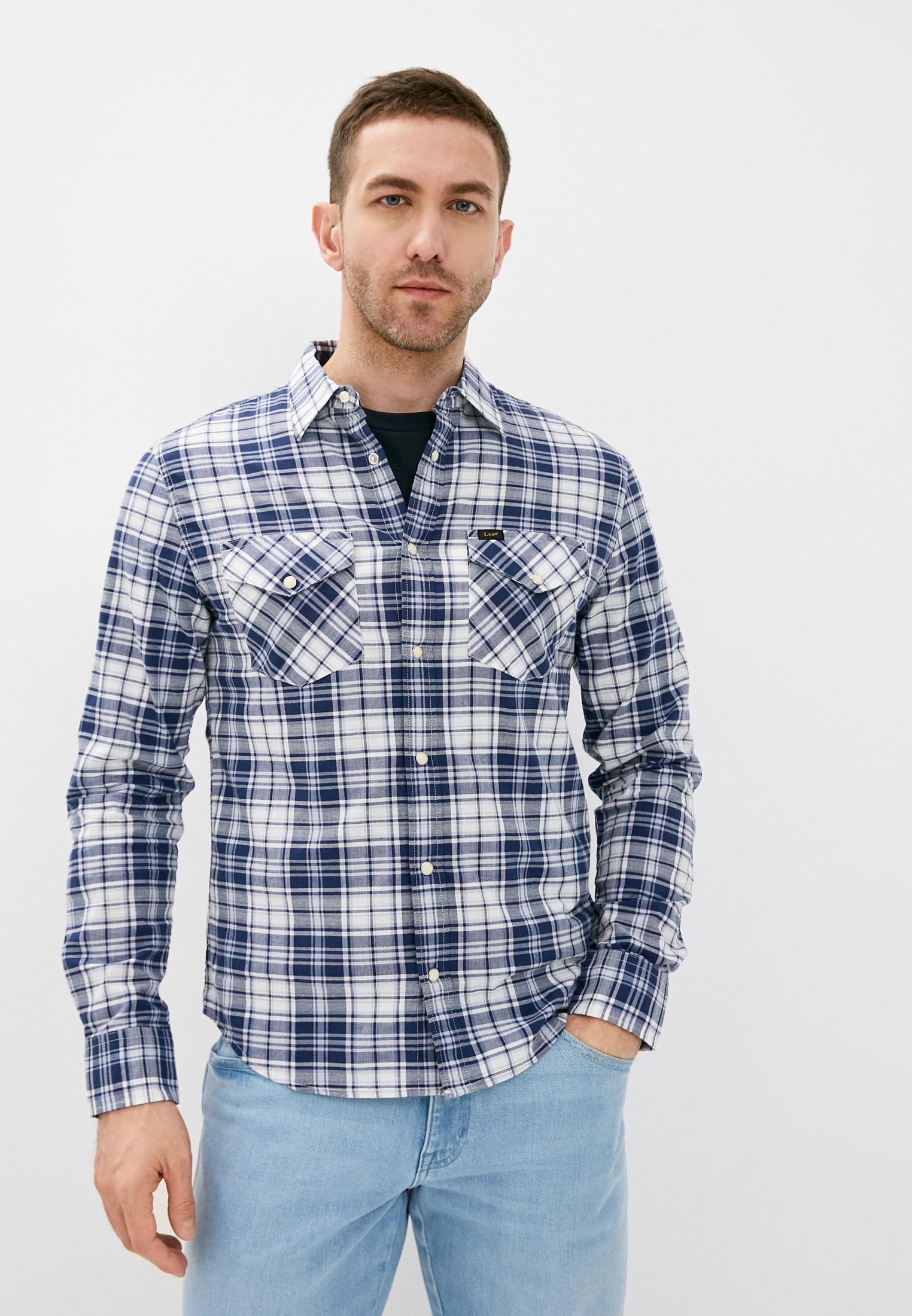 Рубашка с длинным рукавом Lee (Ли) L644KJ35