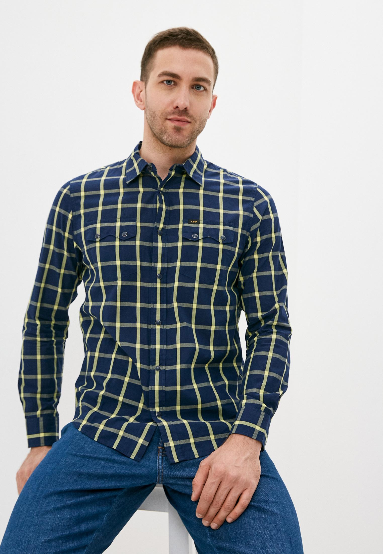 Рубашка с длинным рукавом Lee (Ли) L856KRQG