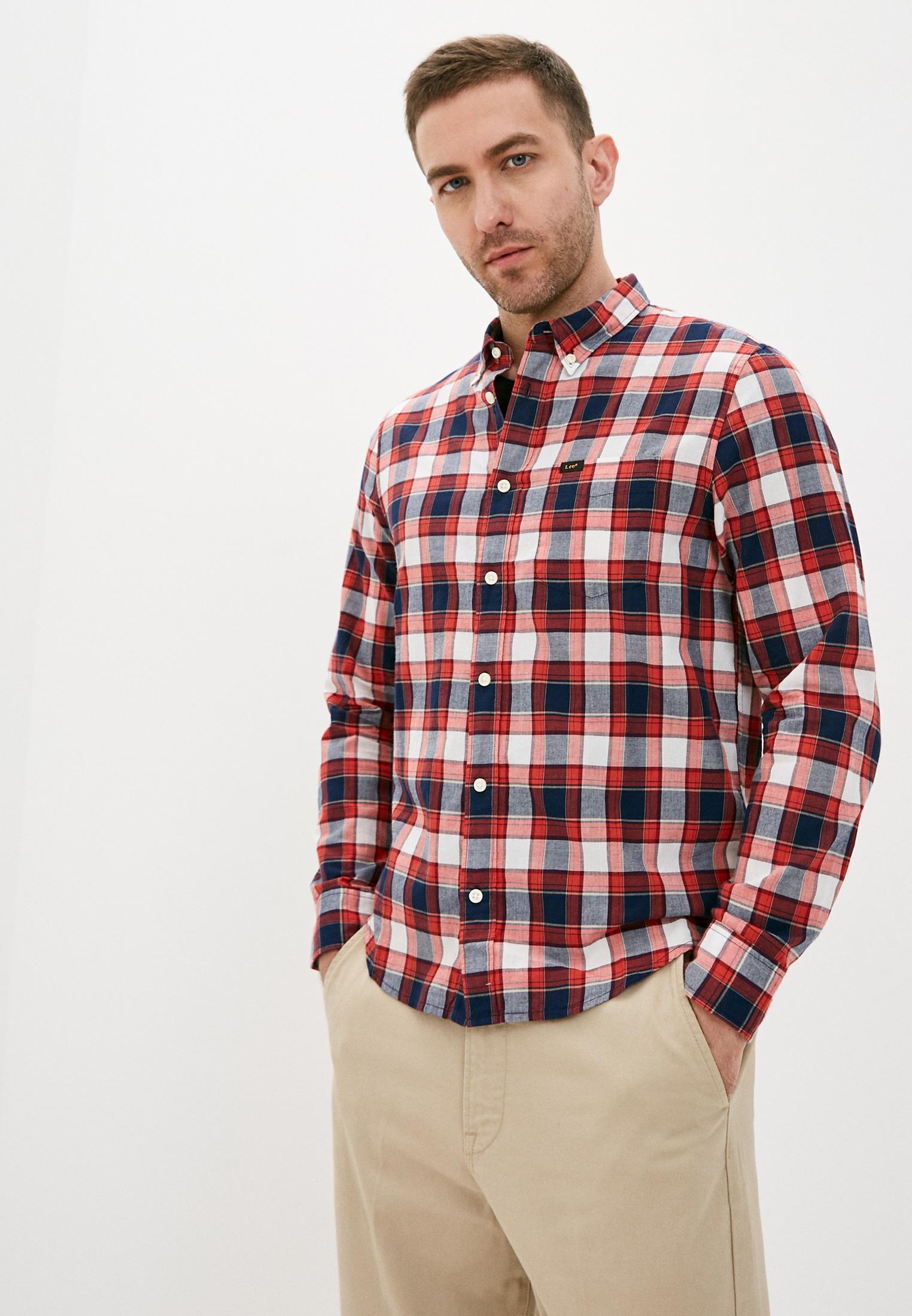 Рубашка с длинным рукавом Lee (Ли) L880KSNV