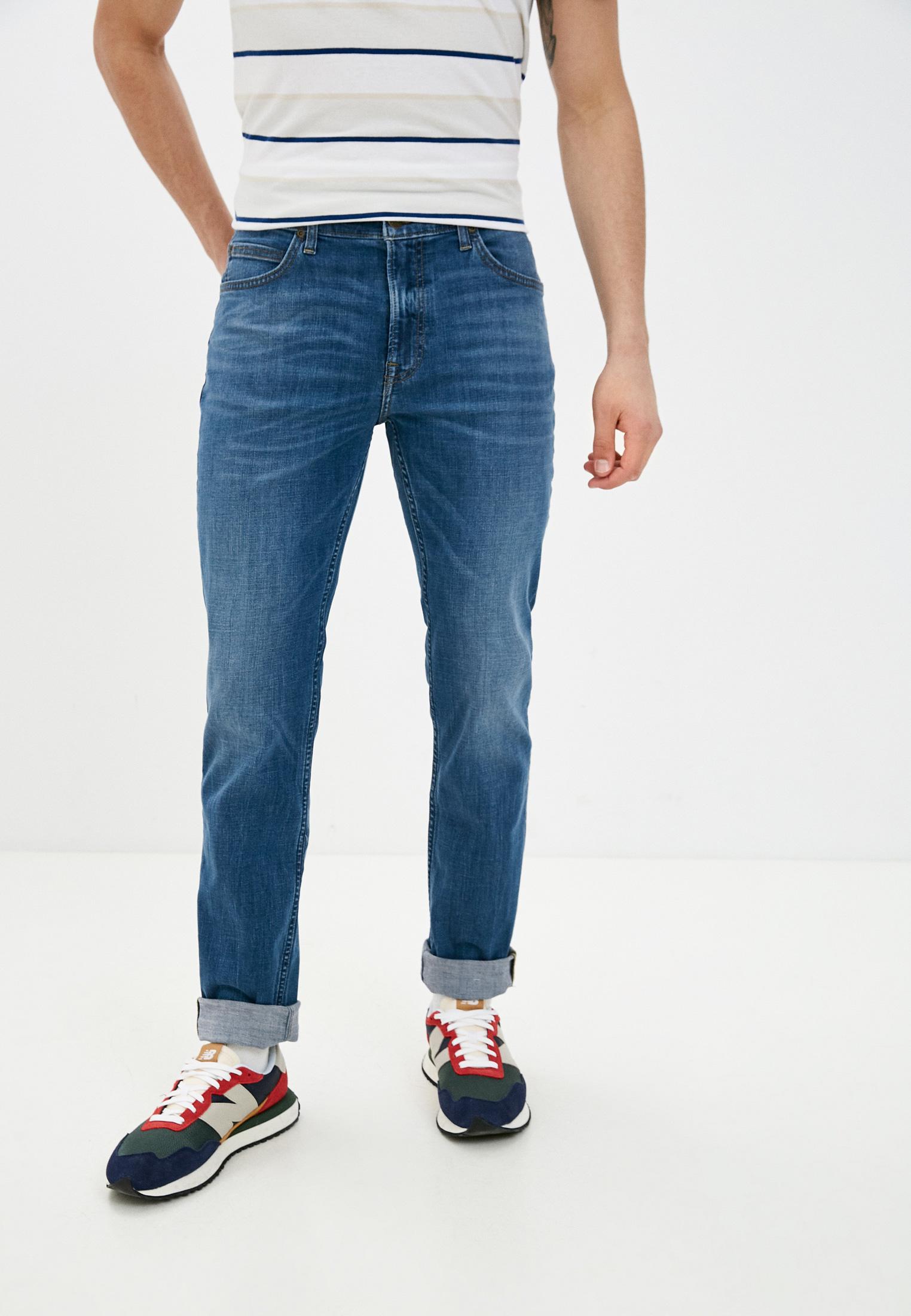 Зауженные джинсы Lee (Ли) L701NLQN