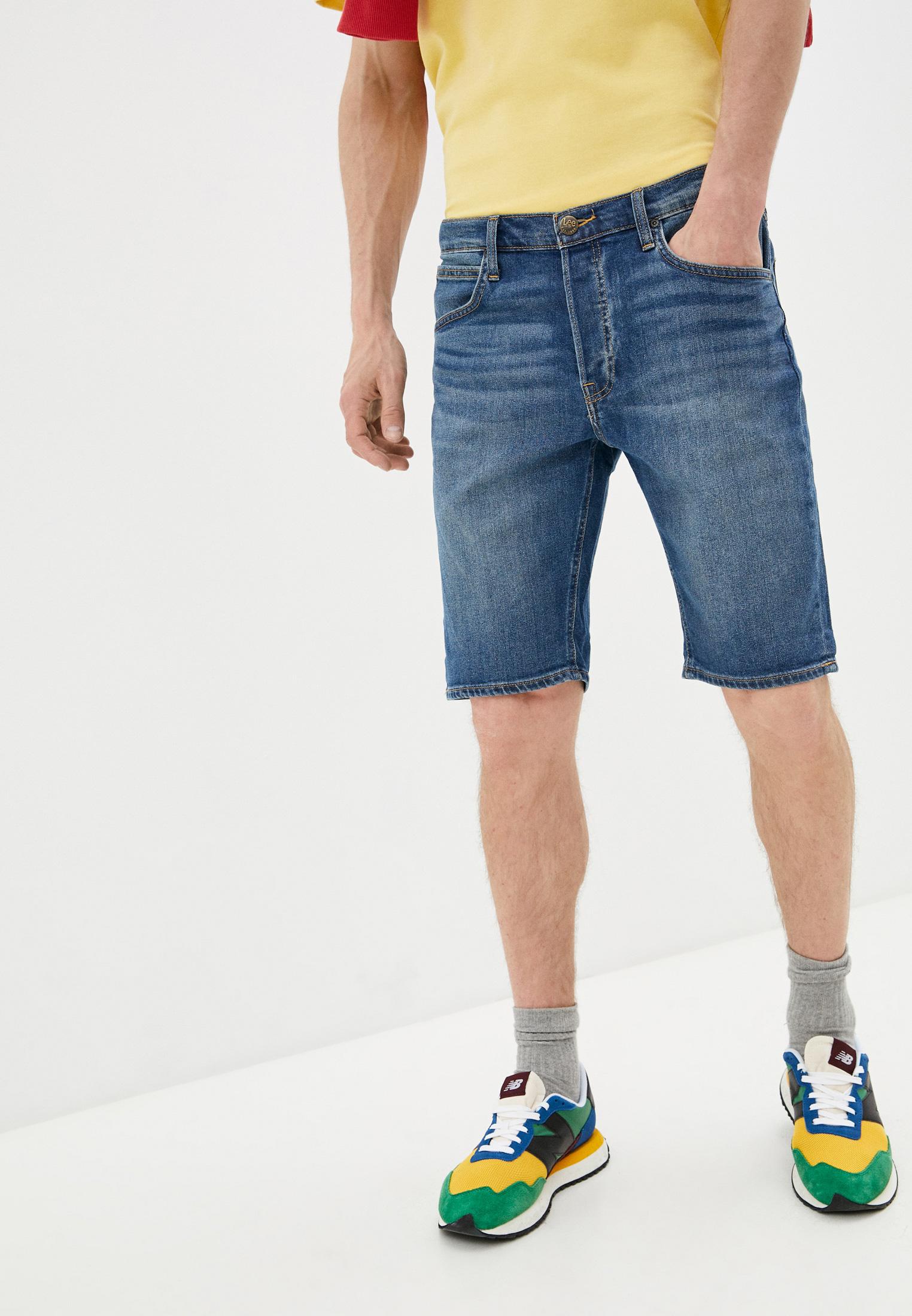 Мужские джинсовые шорты Lee (Ли) L73EMGTP