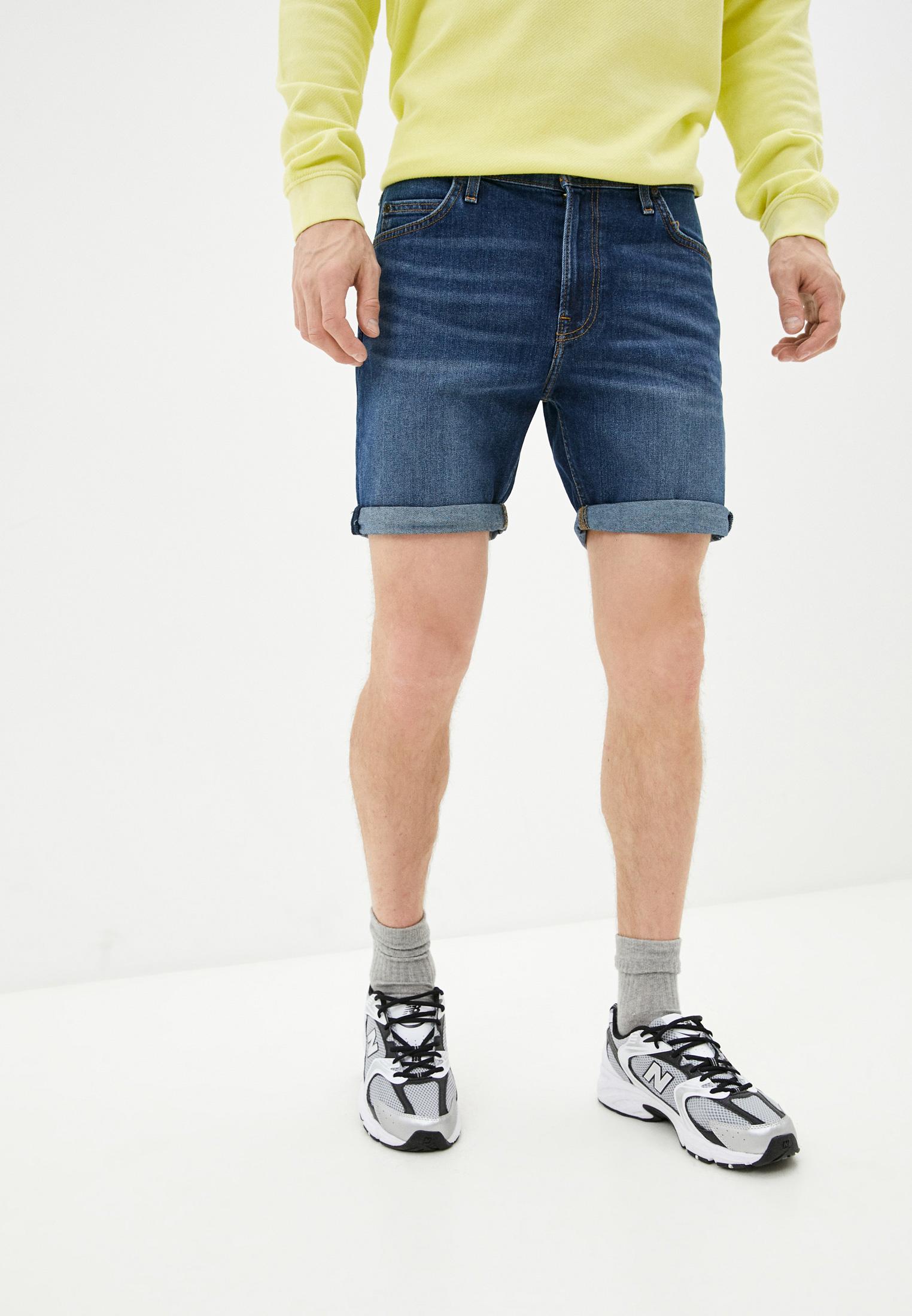 Мужские джинсовые шорты Lee (Ли) Шорты джинсовые Lee