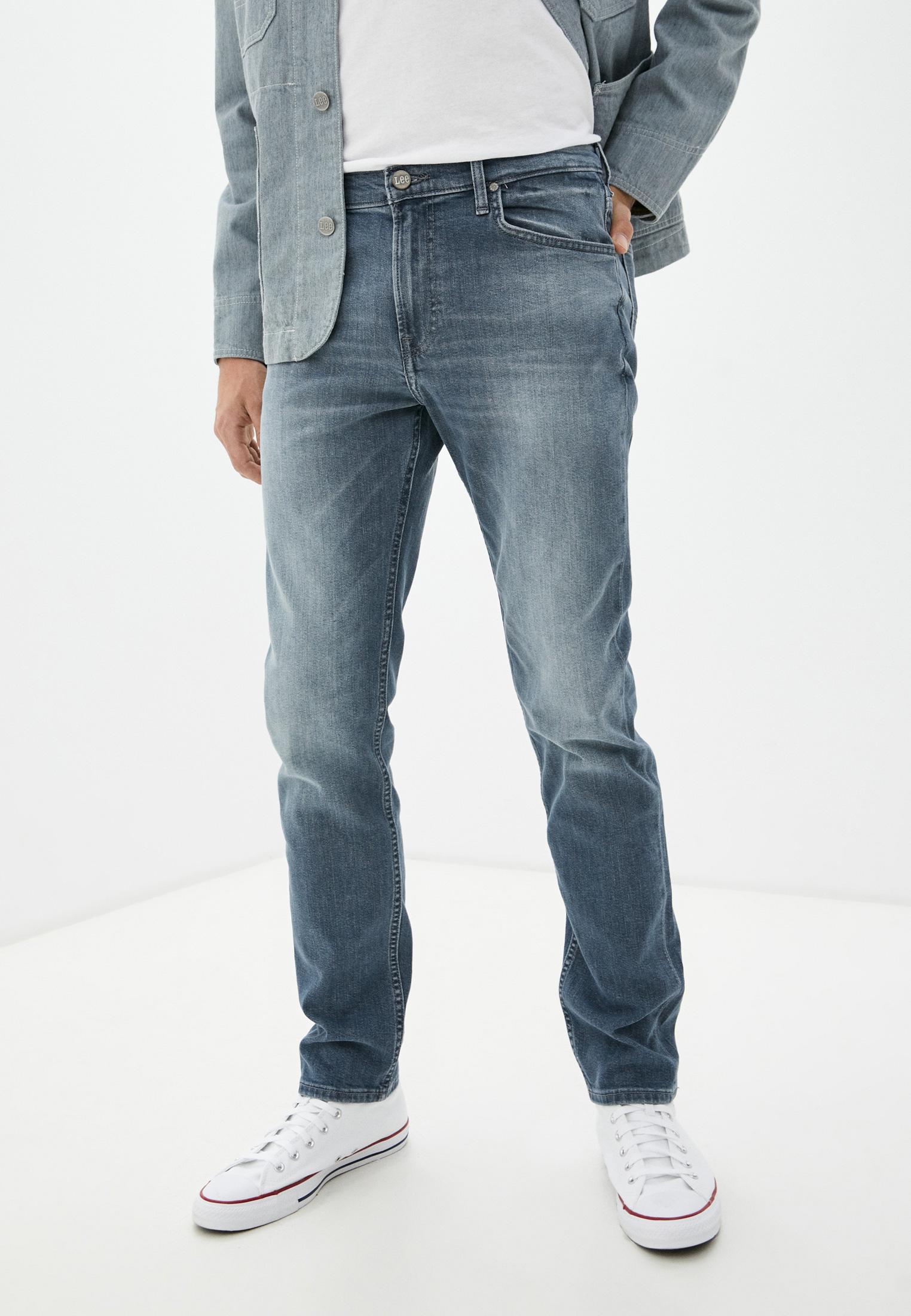 Мужские прямые джинсы Lee (Ли) L701NKUQ
