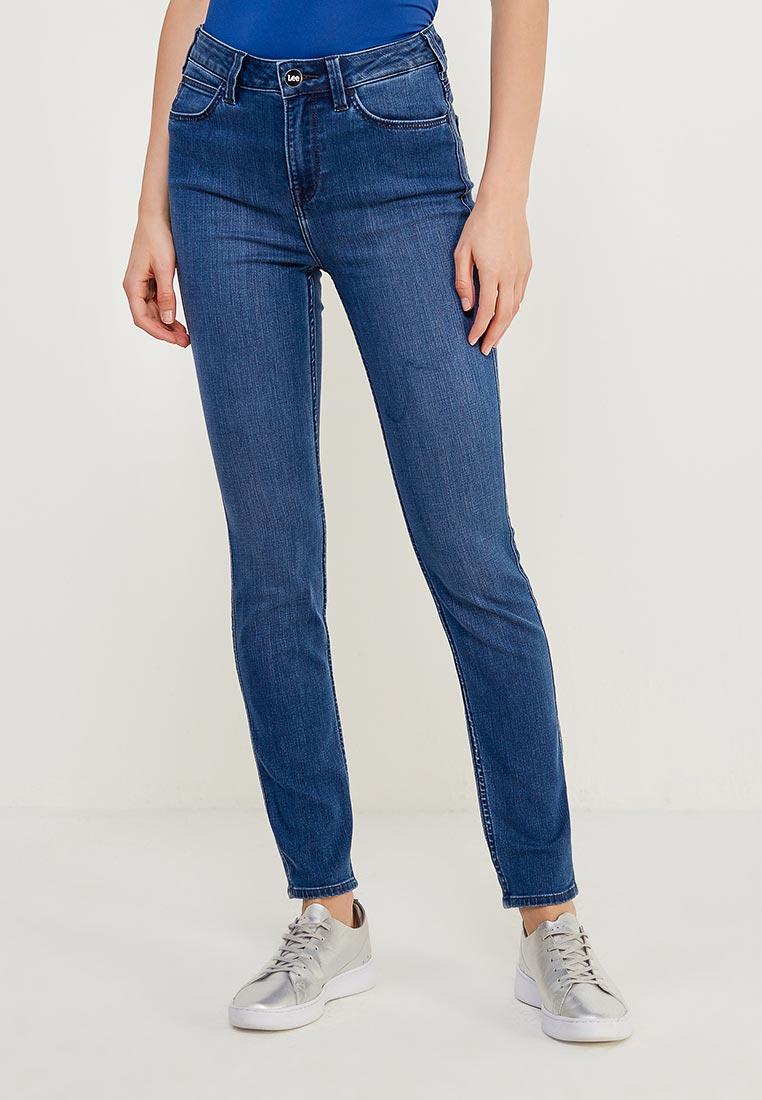 Зауженные джинсы Lee (Ли) L308RKUK: изображение 1