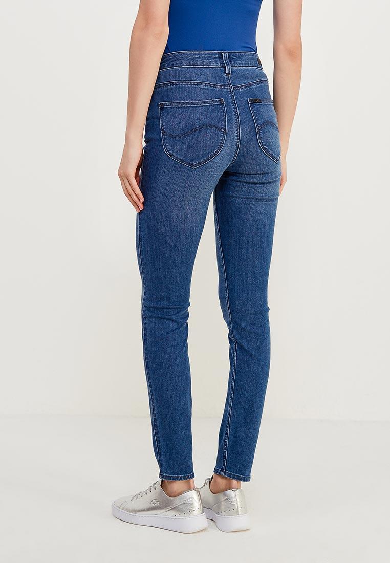 Зауженные джинсы Lee (Ли) L308RKUK: изображение 3
