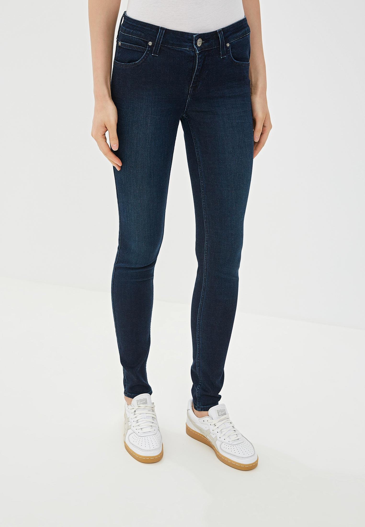Зауженные джинсы Lee (Ли) L526RKIN
