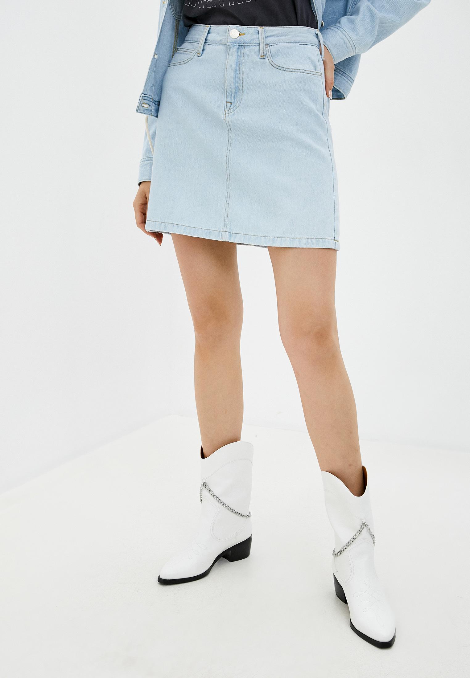 Джинсовая юбка Lee (Ли) L38FGGQB