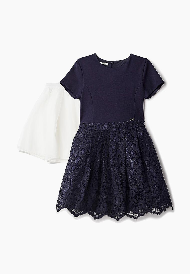 Повседневное платье Liu Jo Junior G68004 J5473