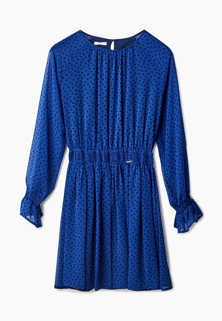 Повседневное платье Liu Jo Junior G68079 T2154