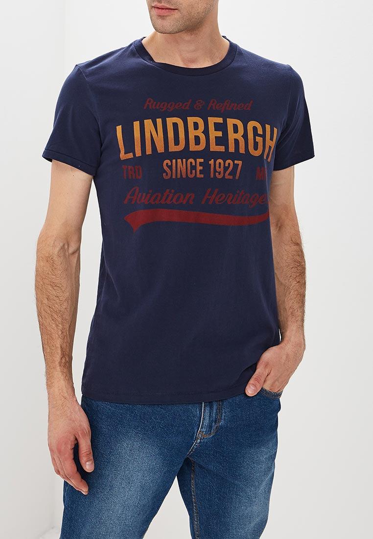 Футболка с коротким рукавом Lindbergh (Линдбергх) 30-47446
