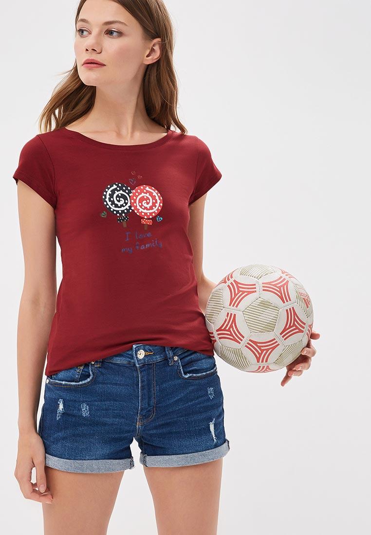 Футболка с коротким рукавом Liana 113-5