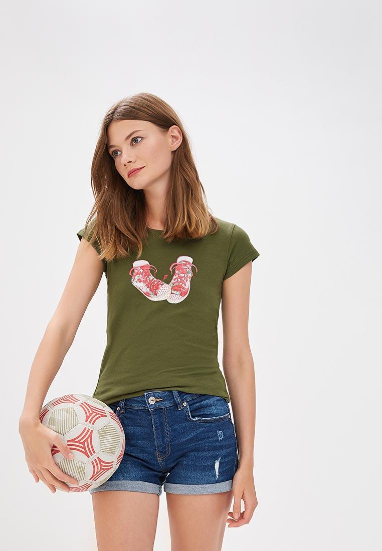 Футболка с коротким рукавом Liana 119-2